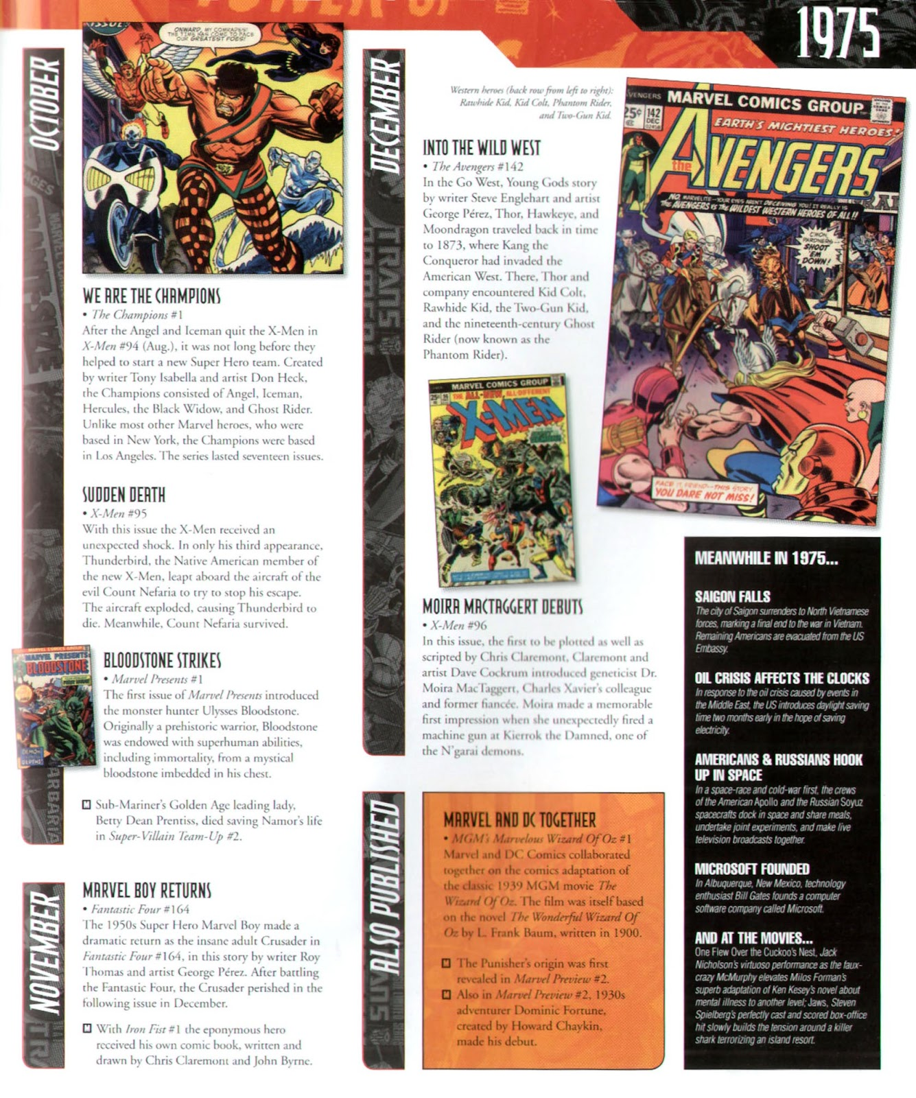 Read online Marvel Chronicle comic -  Issue # TPB (Part 2) - 62