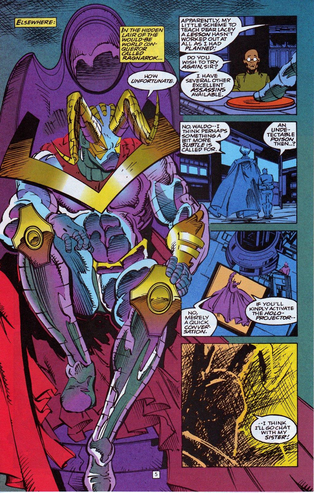Read online Gunfire comic -  Issue #8 - 6