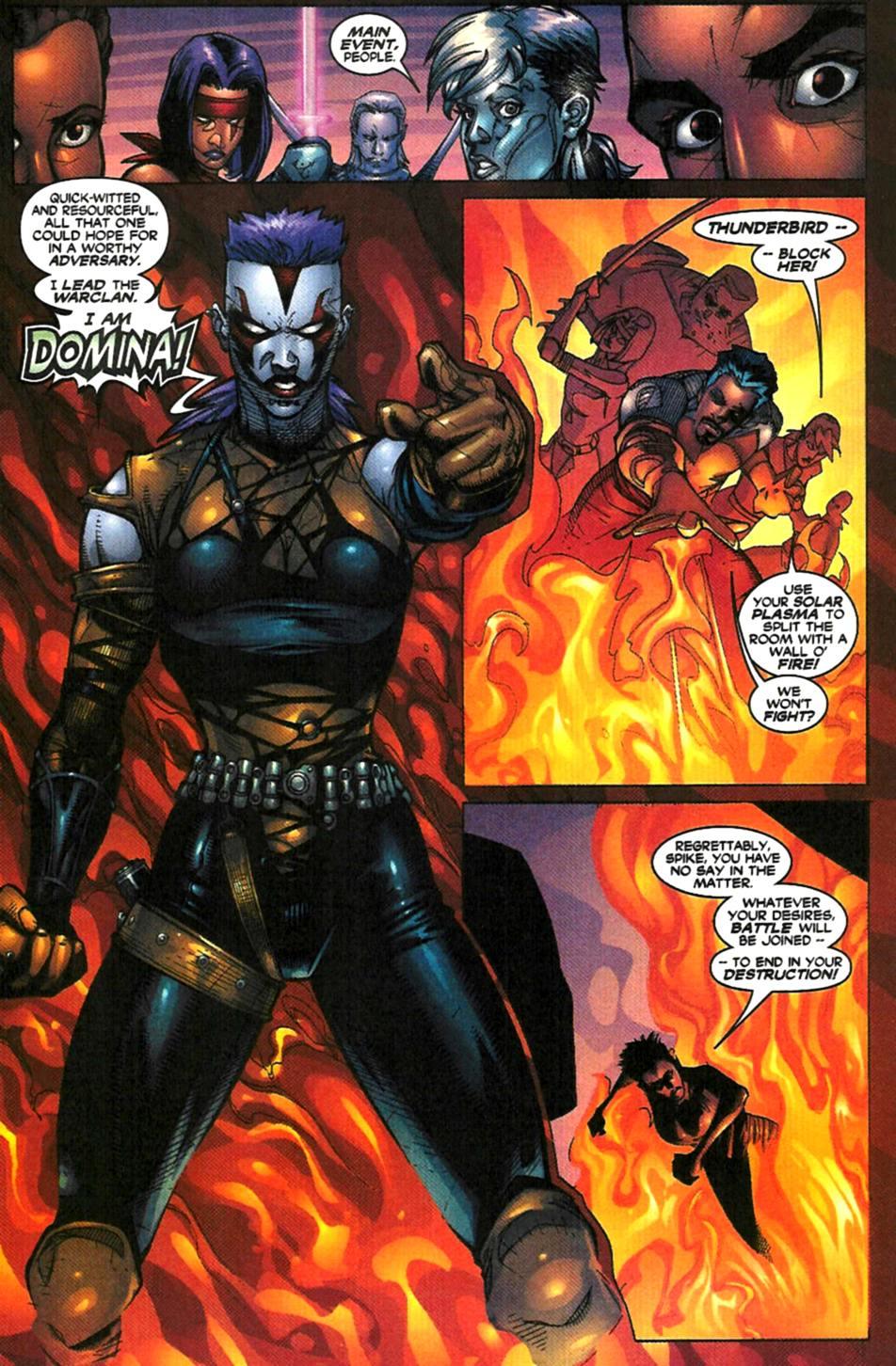 X-Men (1991) 102 Page 17