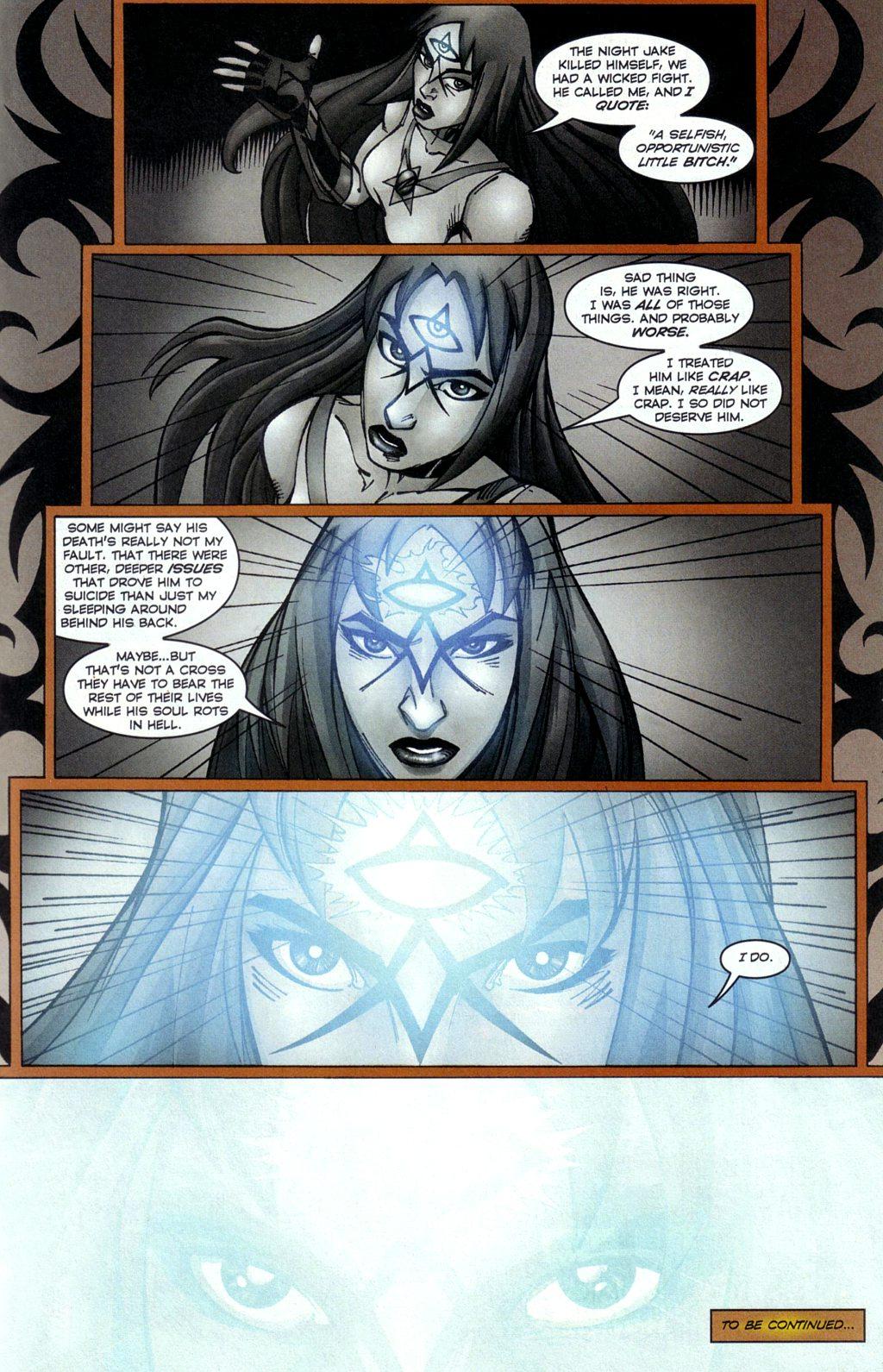 Read online Jezebelle comic -  Issue #3 - 22