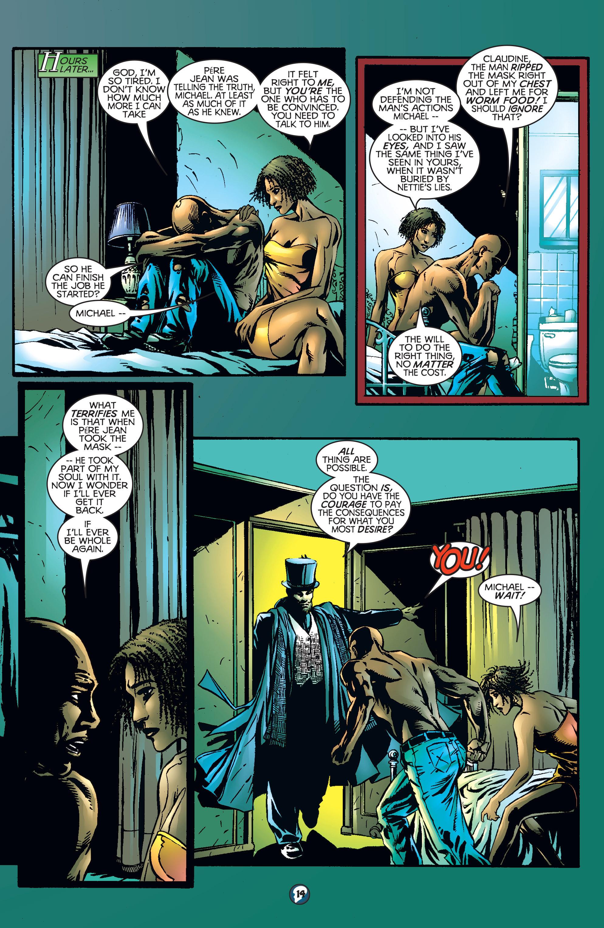 Read online Shadowman (1997) comic -  Issue #17 - 12