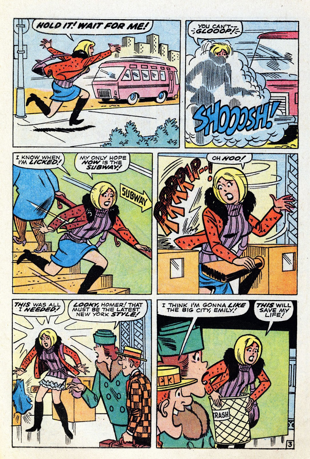 Mad About Millie issue 15 - Page 13