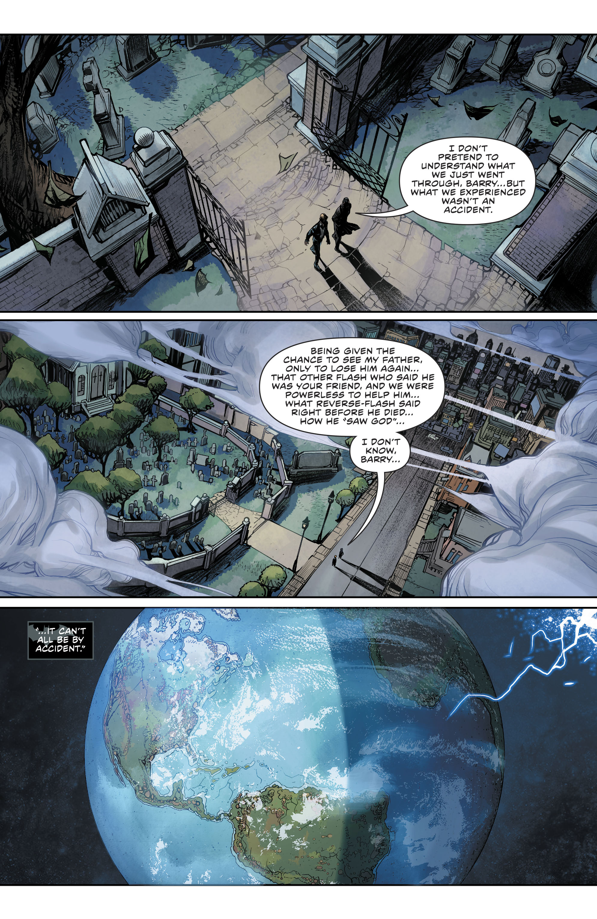 Read online The Flash (2016) comic -  Issue #22 - 18