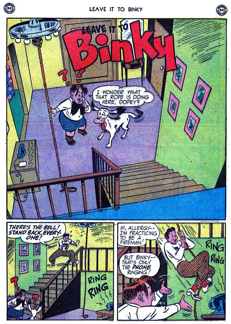 Leave it to Binky issue 19 - Page 43