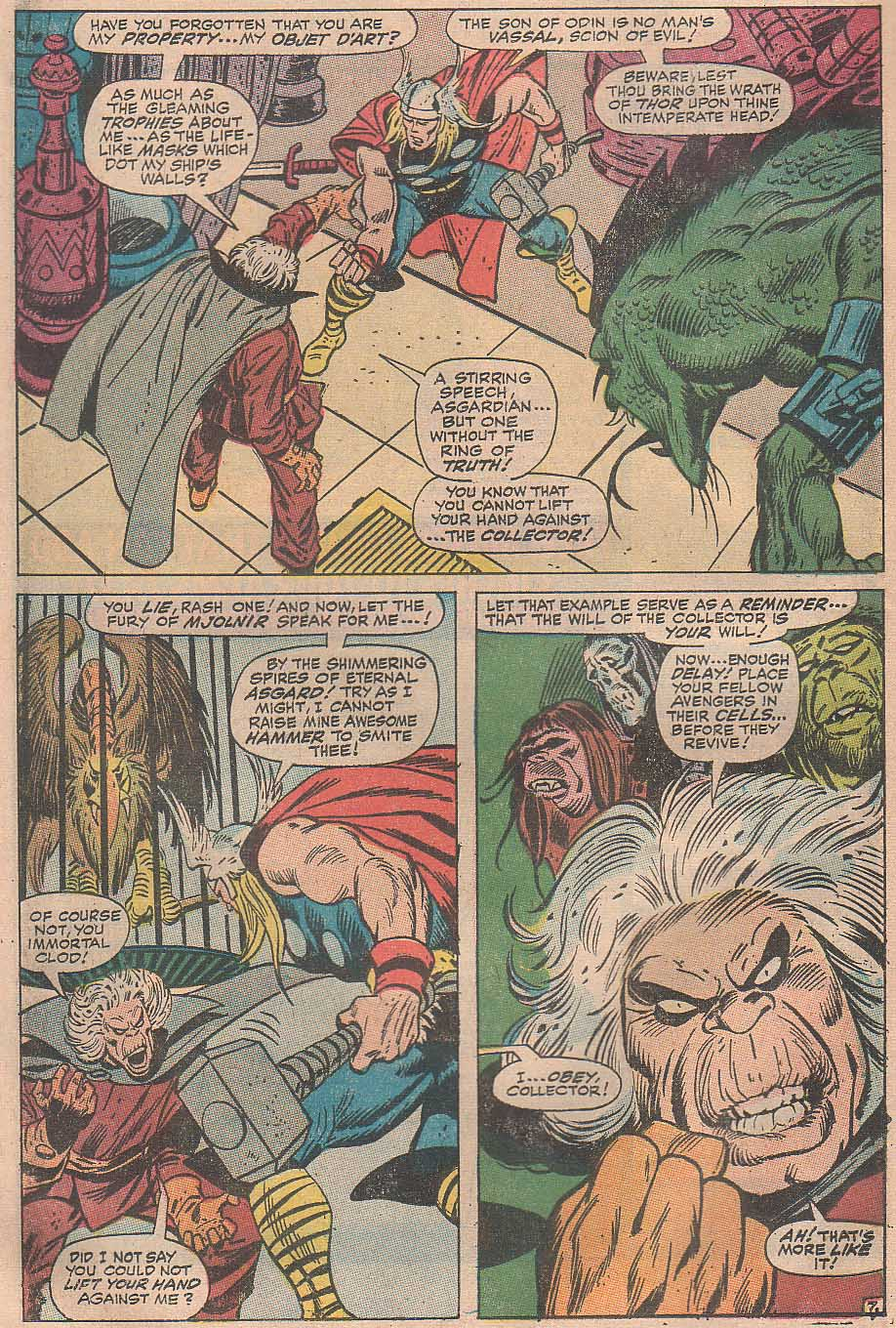 The Avengers (1963) 51 Page 7