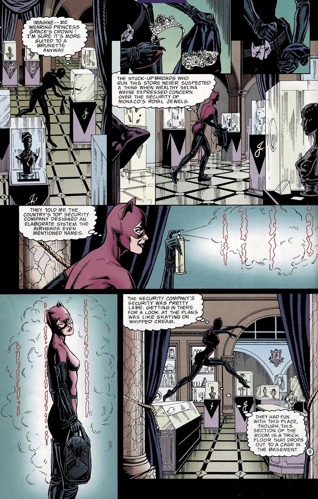 Catwoman (1993) Annual 3 #3 - English 9