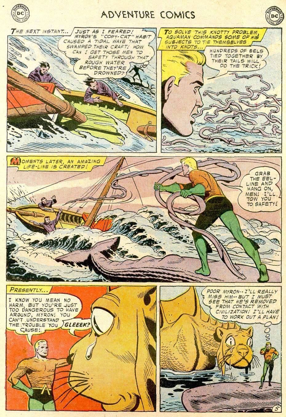 Read online Adventure Comics (1938) comic -  Issue #244 - 31