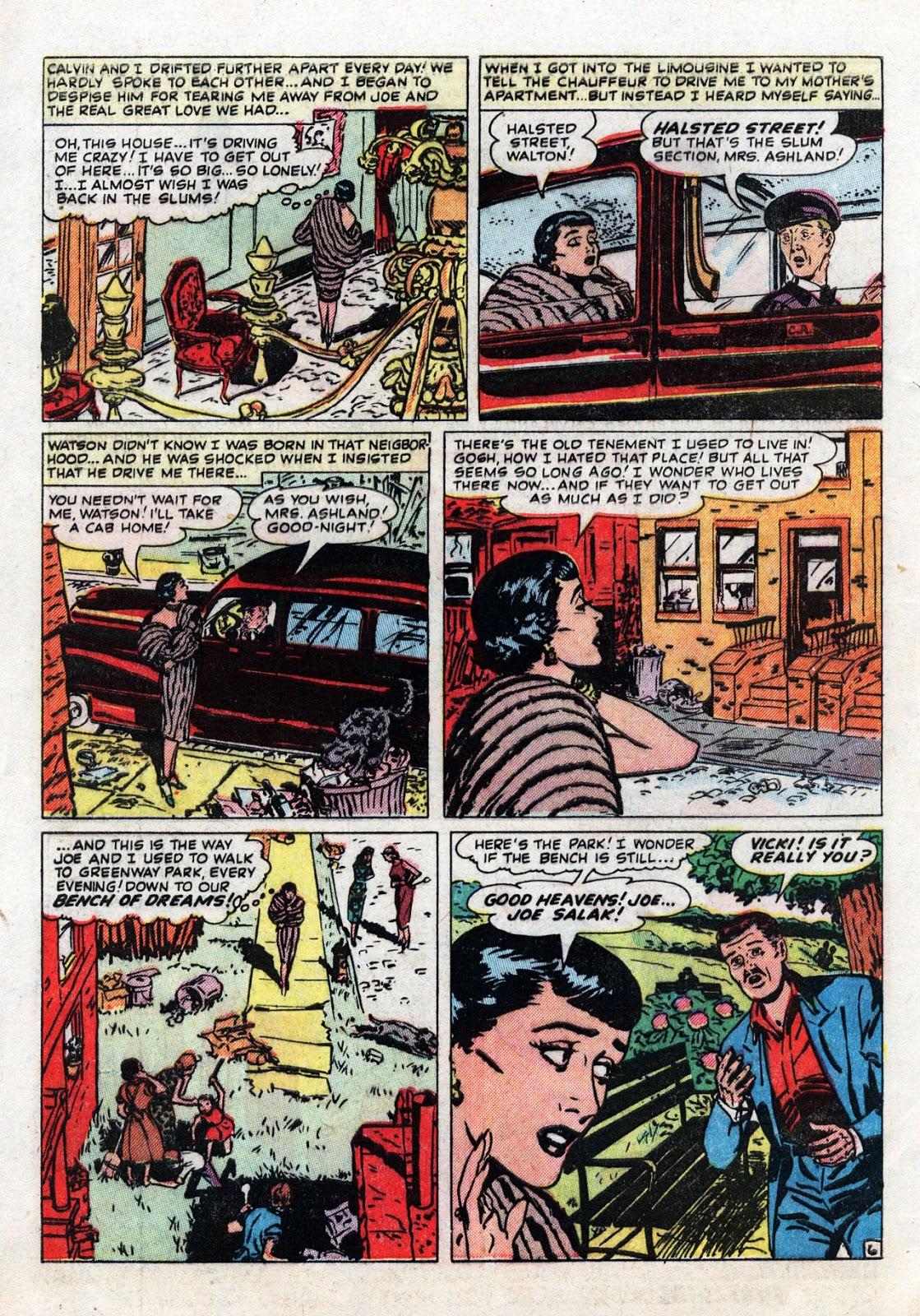 Love Romances (1949) issue 19 - Page 8