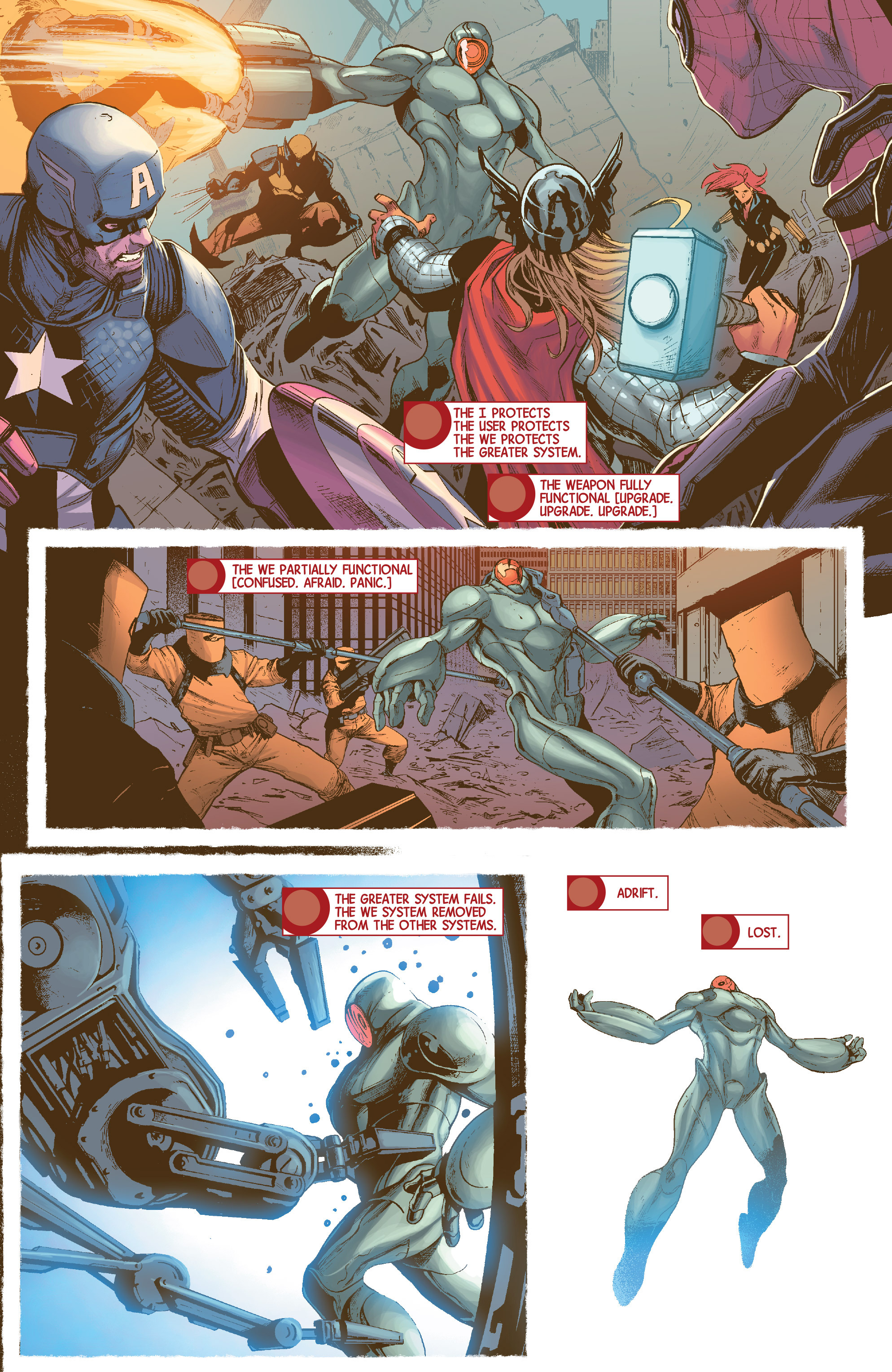Read online Avengers (2013) comic -  Issue #38 - 8