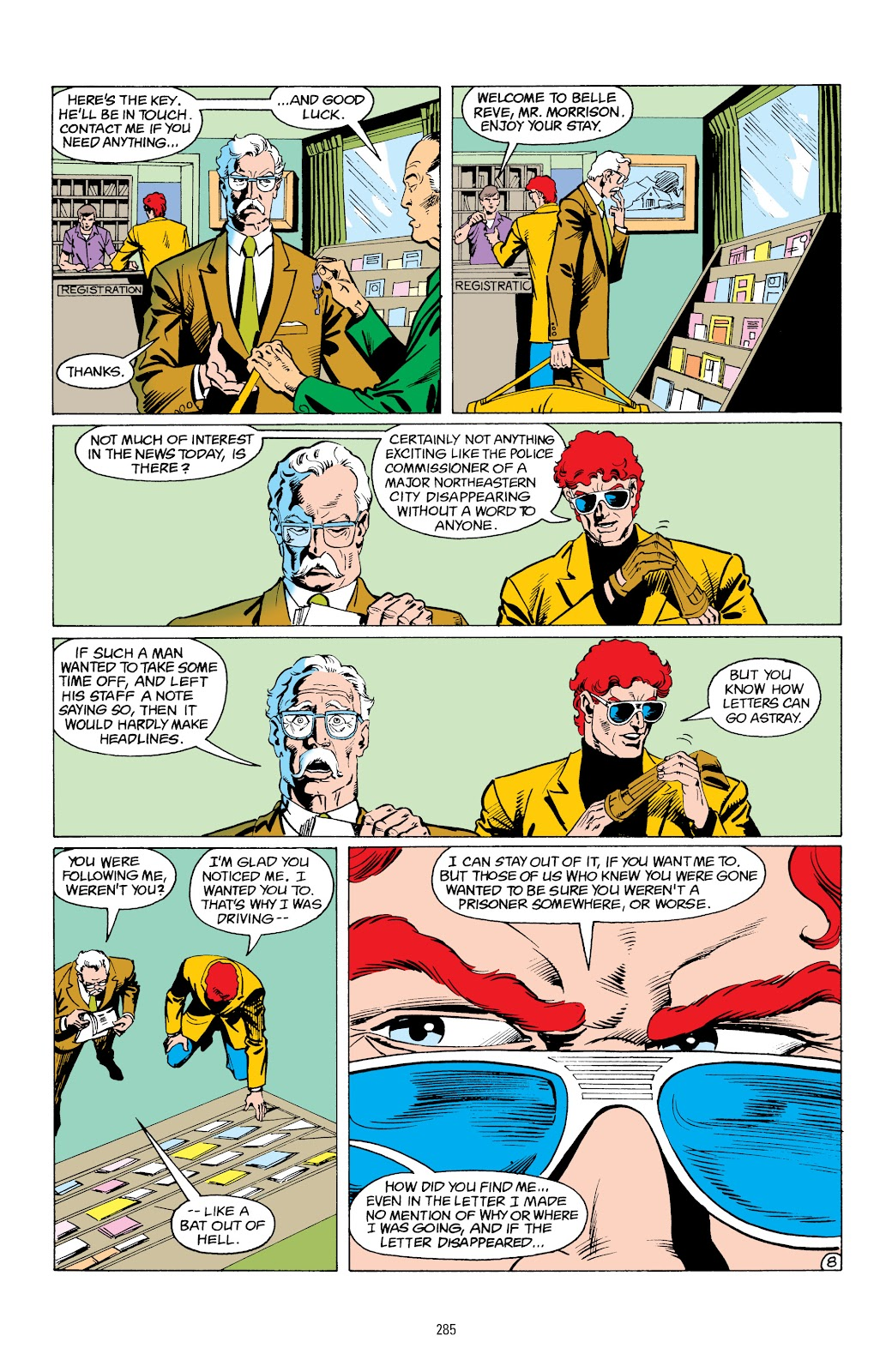 Read online Detective Comics (1937) comic -  Issue # _TPB Batman - The Dark Knight Detective 1 (Part 3) - 85