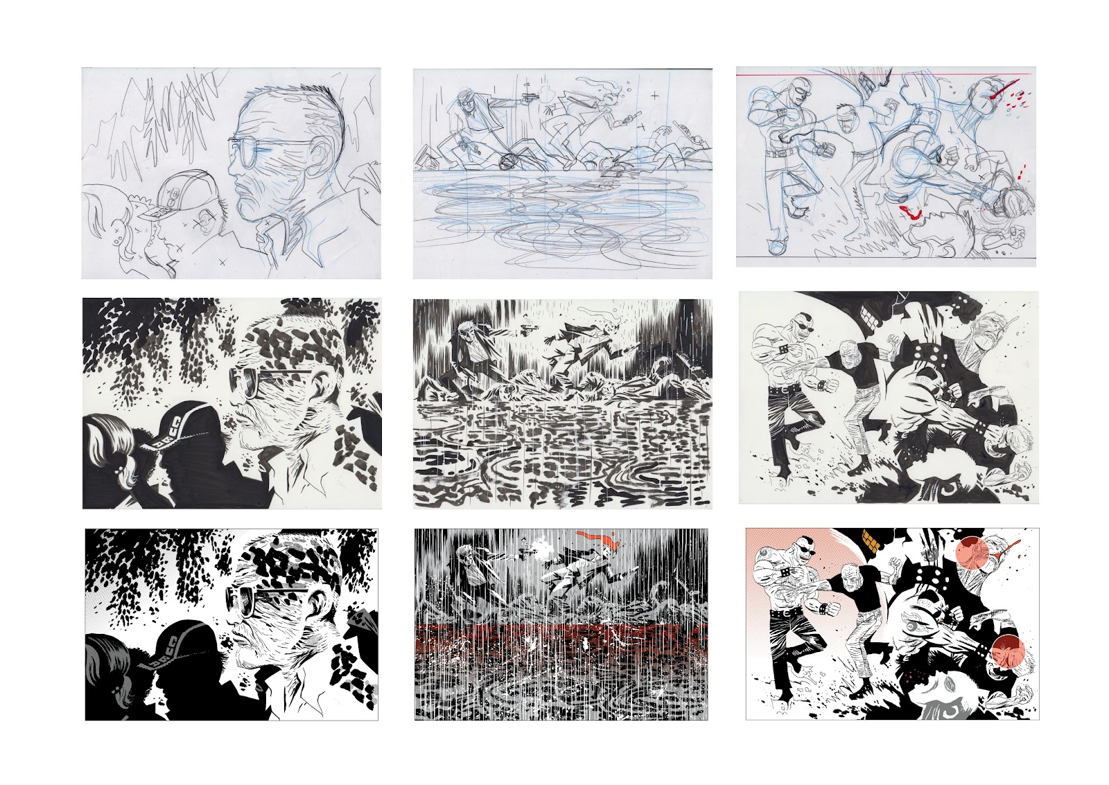 Read online Polar comic -  Issue # TPB The Kaiser Falls (Part 2) - 63