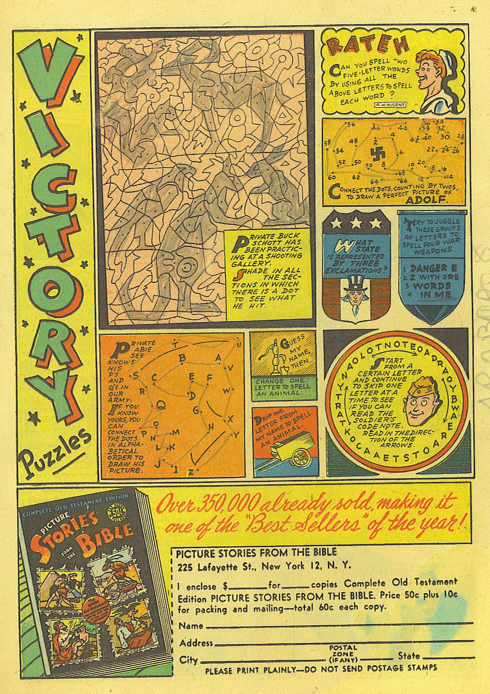 Read online Sensation (Mystery) Comics comic -  Issue #39 - 36
