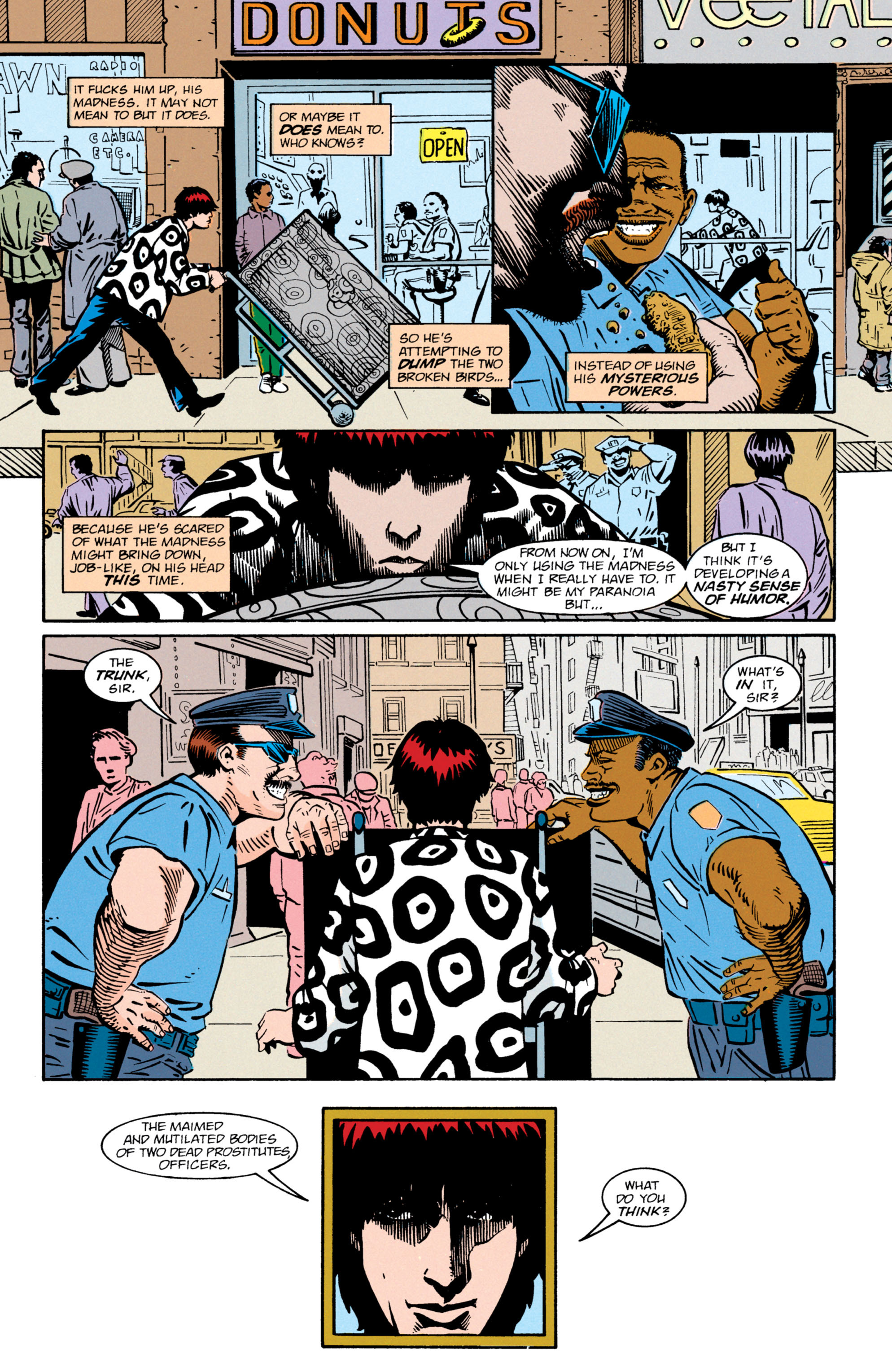 Read online Shade, the Changing Man comic -  Issue #64 - 18