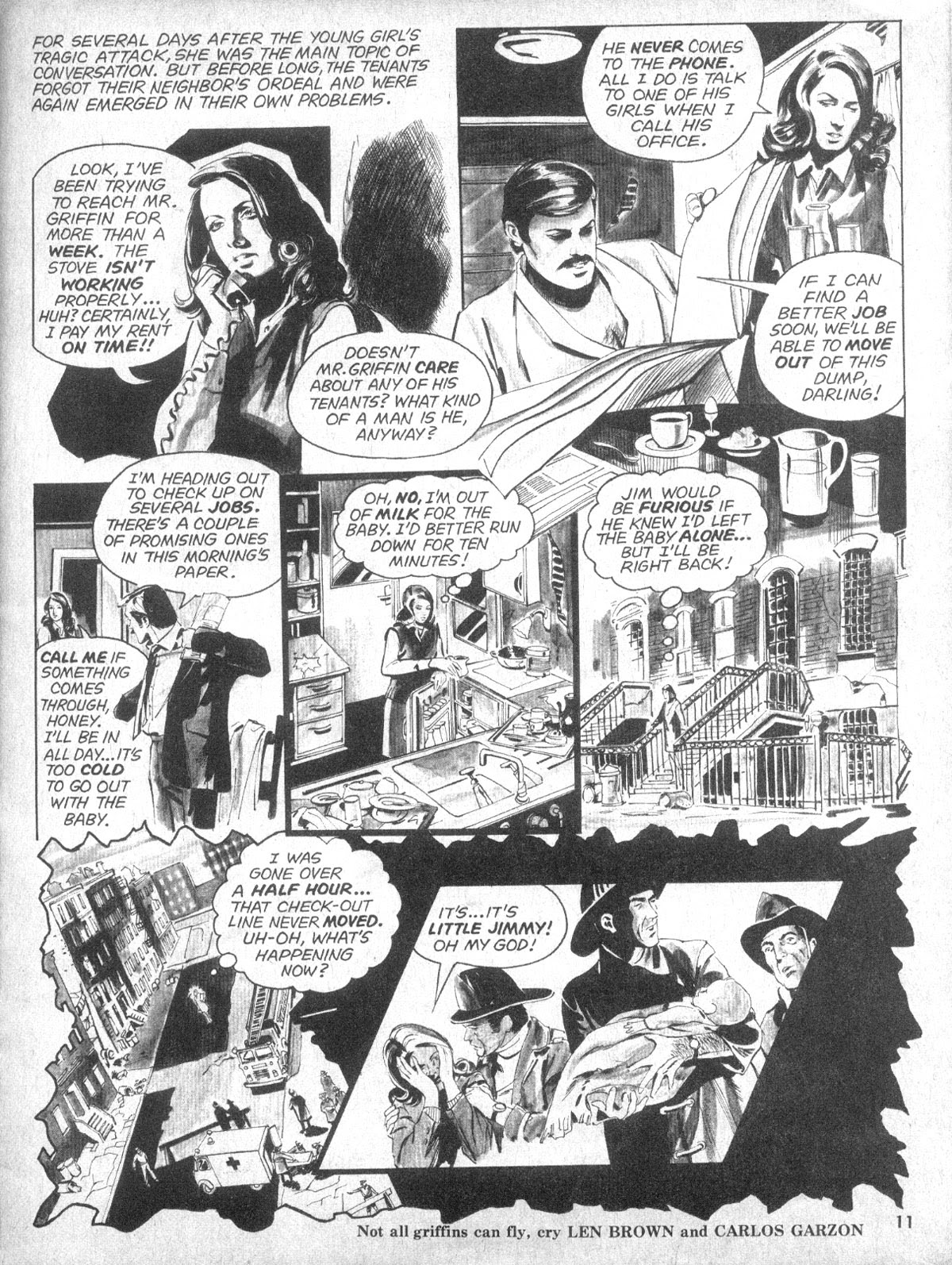 Psycho issue Annual - Page 12