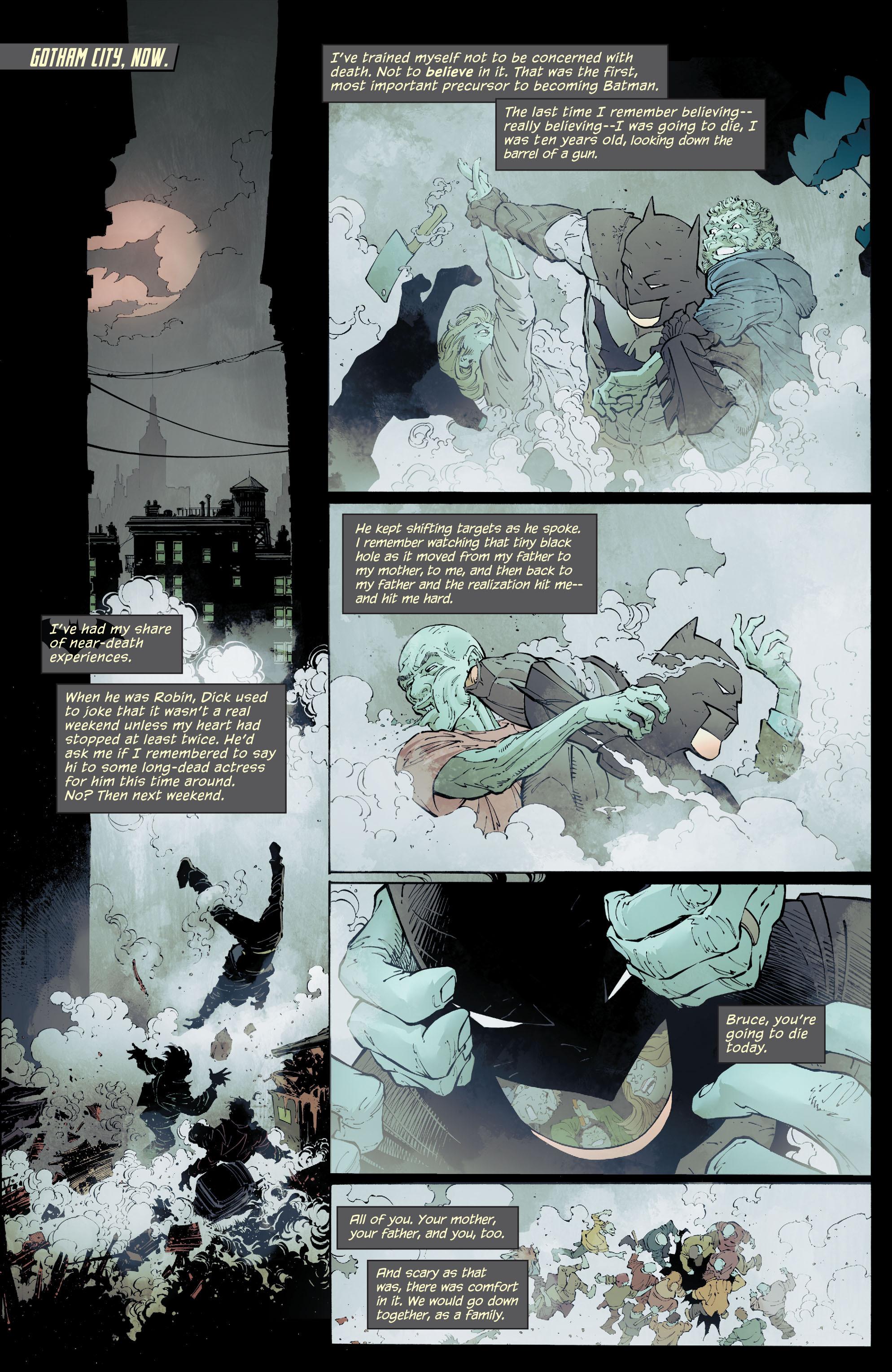 Read online Batman (2011) comic -  Issue # _TPB 7 - 110