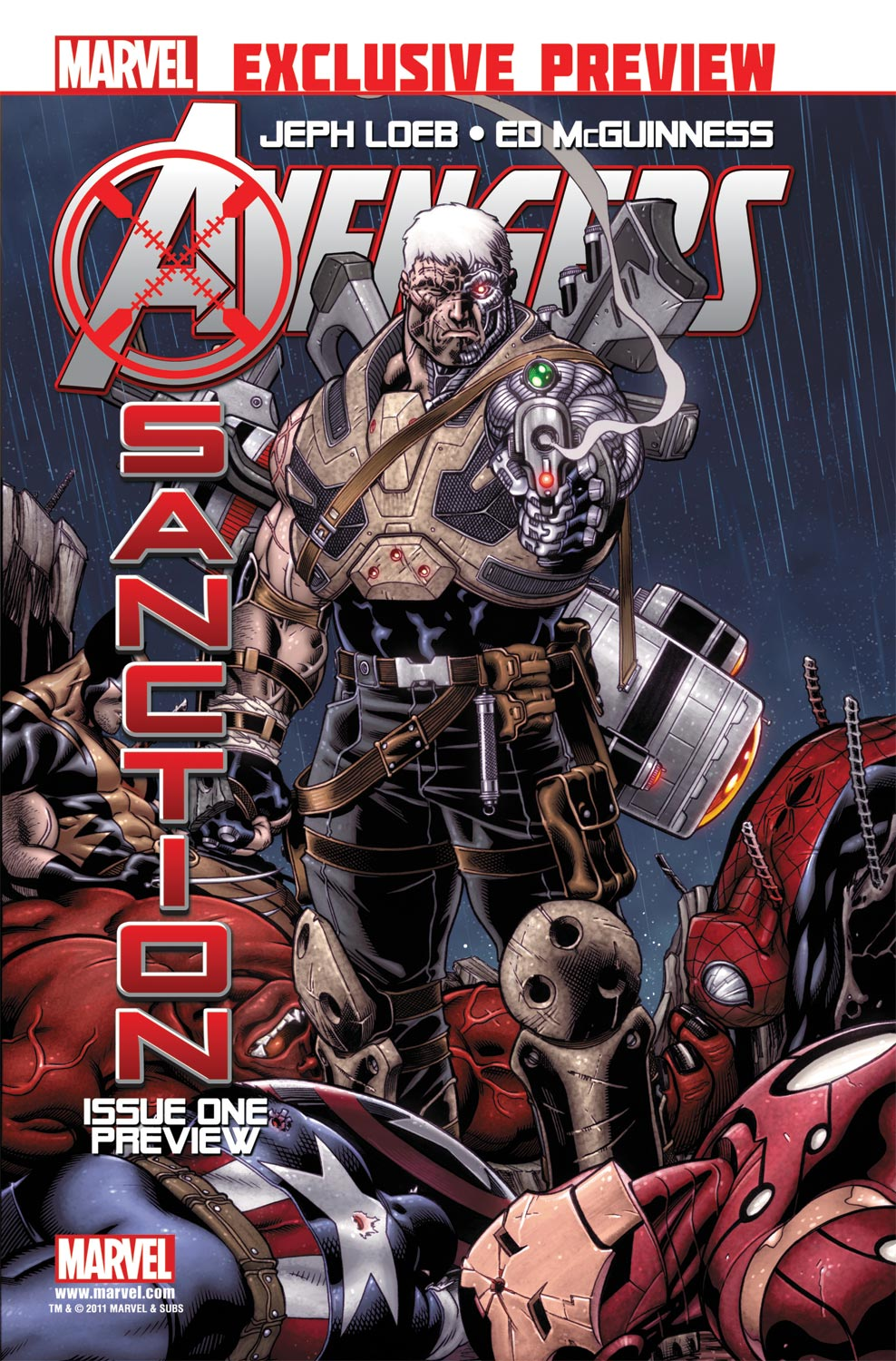 Read online Deadpool (2008) comic -  Issue #46 - 24