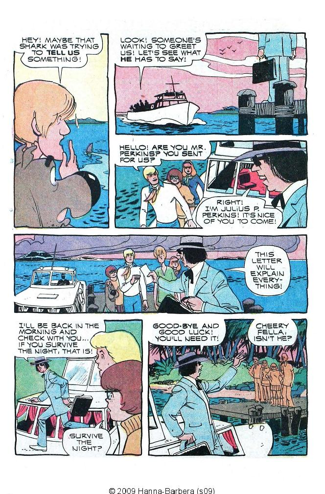 Read online Scooby-Doo... Mystery Comics comic -  Issue #20 - 4