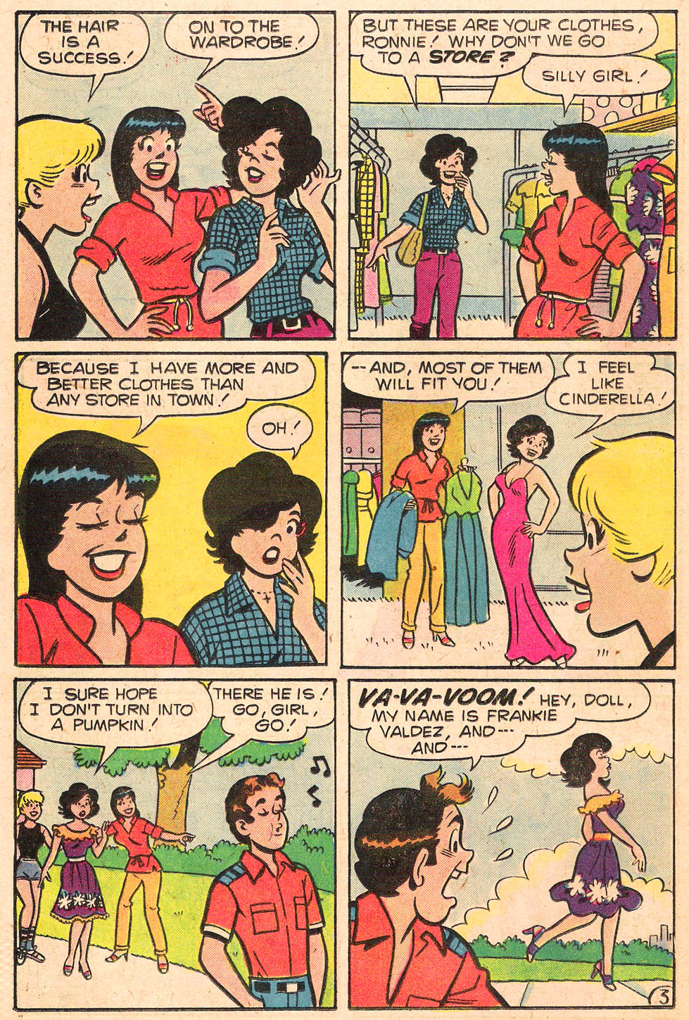 Read online Archie's Girls Betty and Veronica comic -  Issue #276 - 22