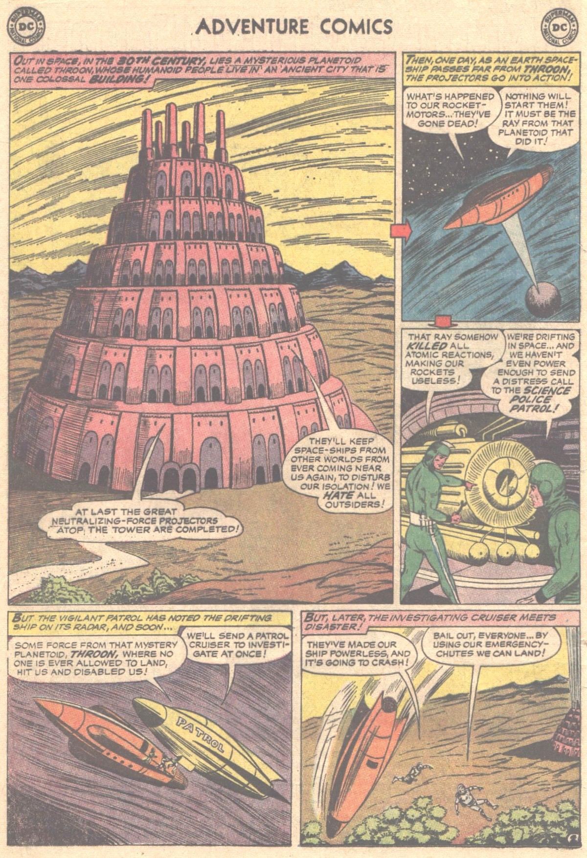 Read online Adventure Comics (1938) comic -  Issue #319 - 5