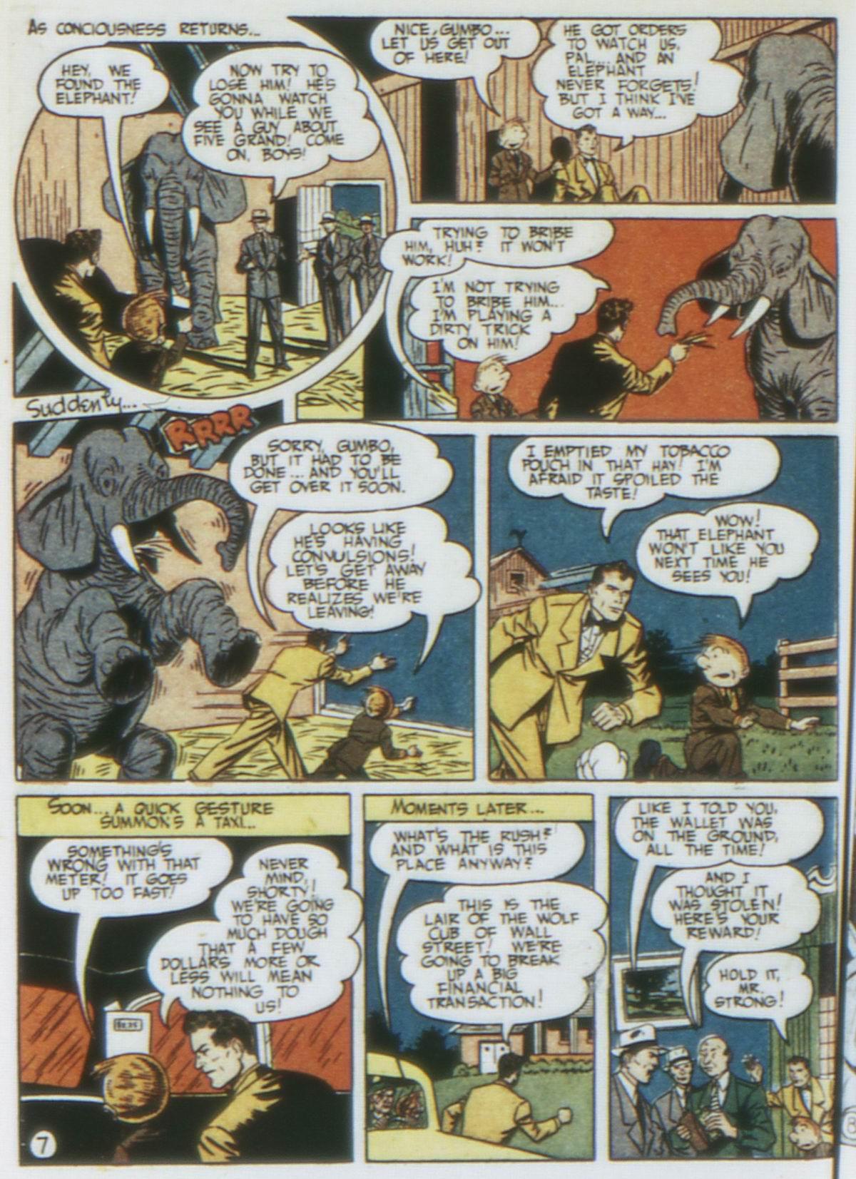 Read online Detective Comics (1937) comic -  Issue #75 - 64
