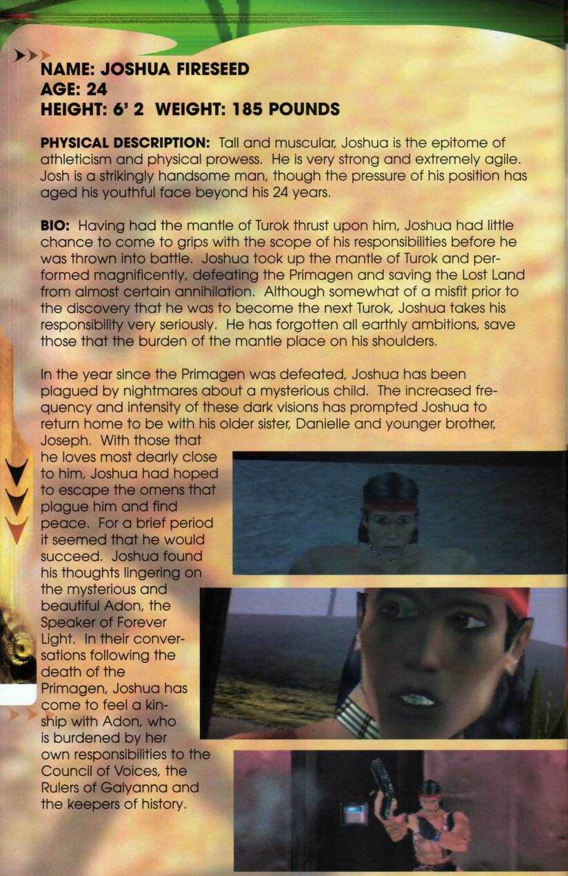 Read online Turok 3: Shadow of Oblivion comic -  Issue # Full - 41