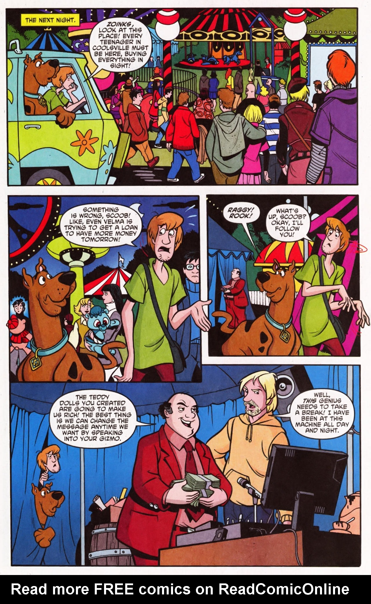 Read online Scooby-Doo (1997) comic -  Issue #135 - 20