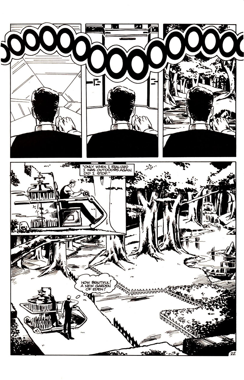 The Time Machine issue 1 - Page 25