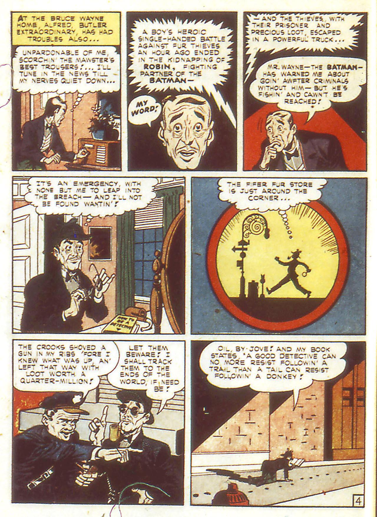 Detective Comics (1937) 86 Page 5
