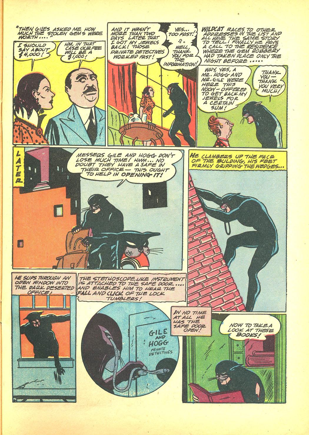Read online Sensation (Mystery) Comics comic -  Issue #4 - 61
