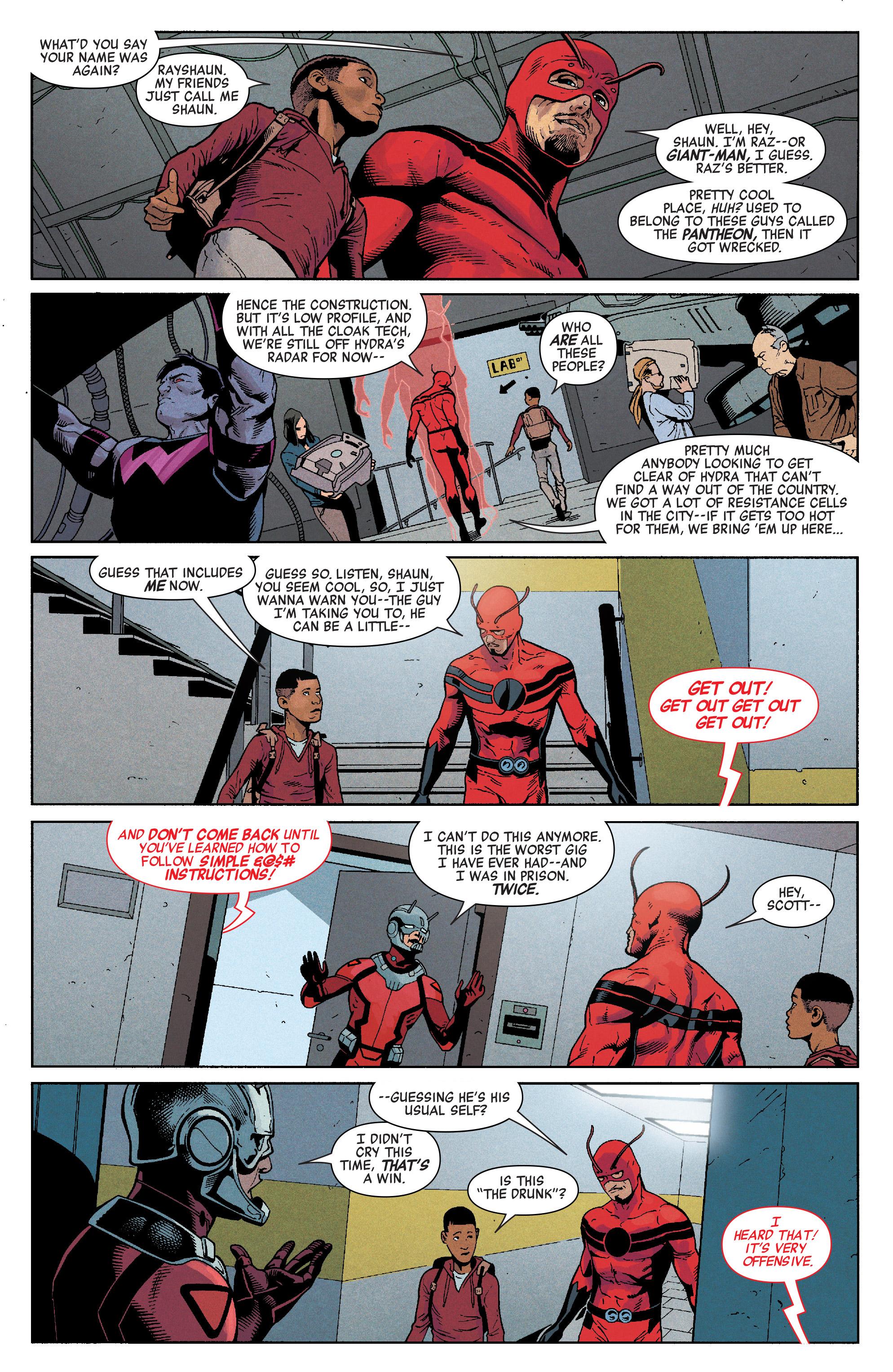 Read online Secret Empire comic -  Issue #1 - 30