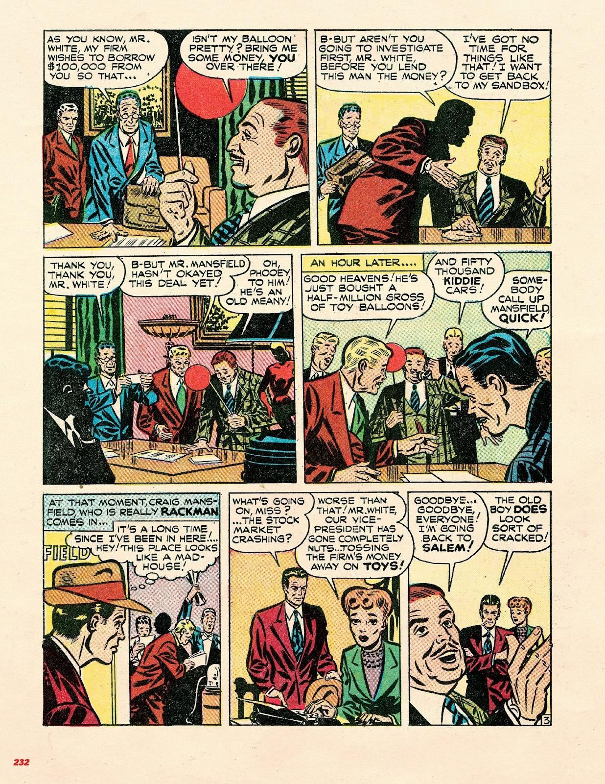Read online Super Weird Heroes comic -  Issue # TPB 2 (Part 3) - 32