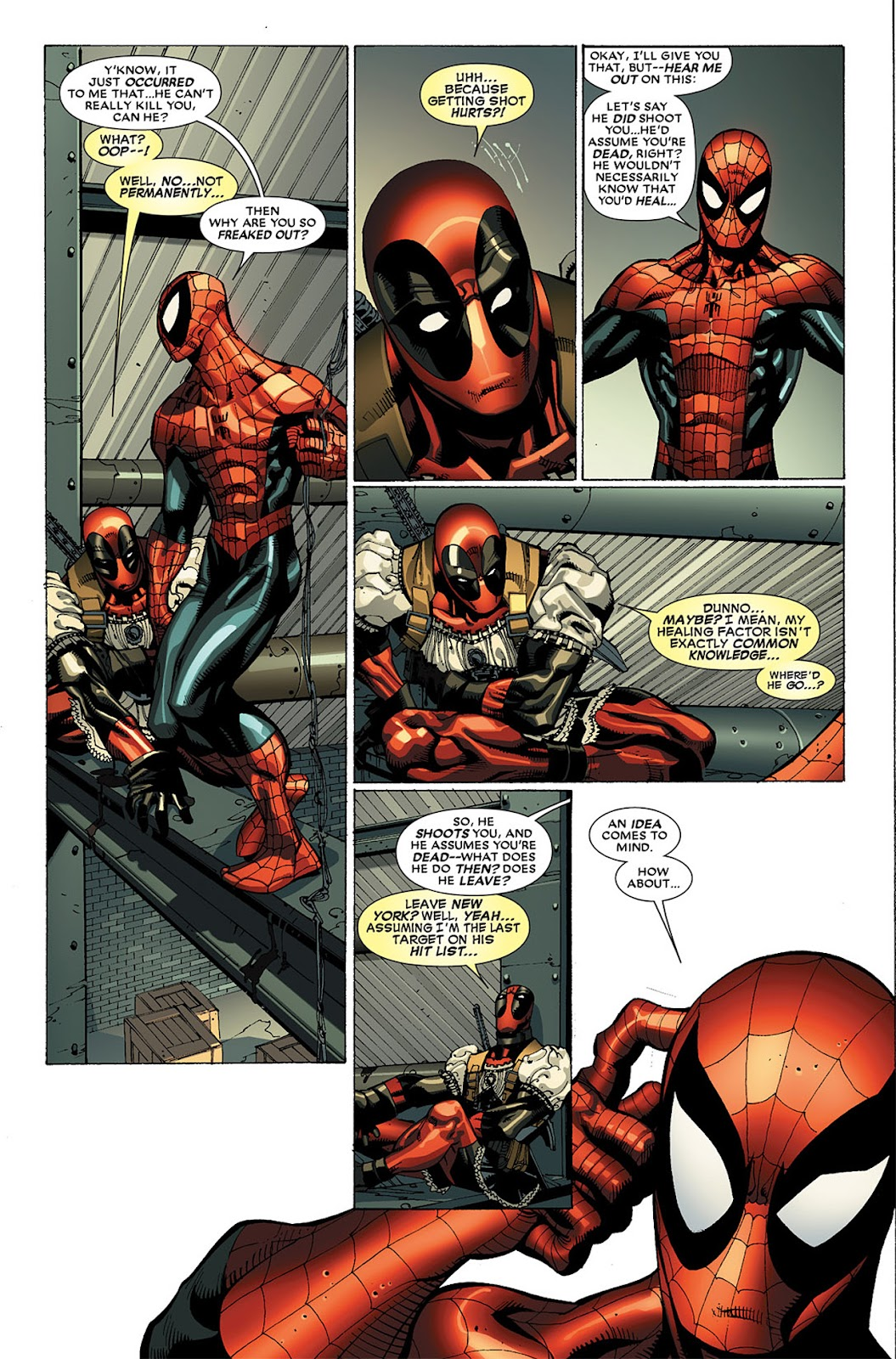 Read online Deadpool (2008) comic -  Issue #20 - 15