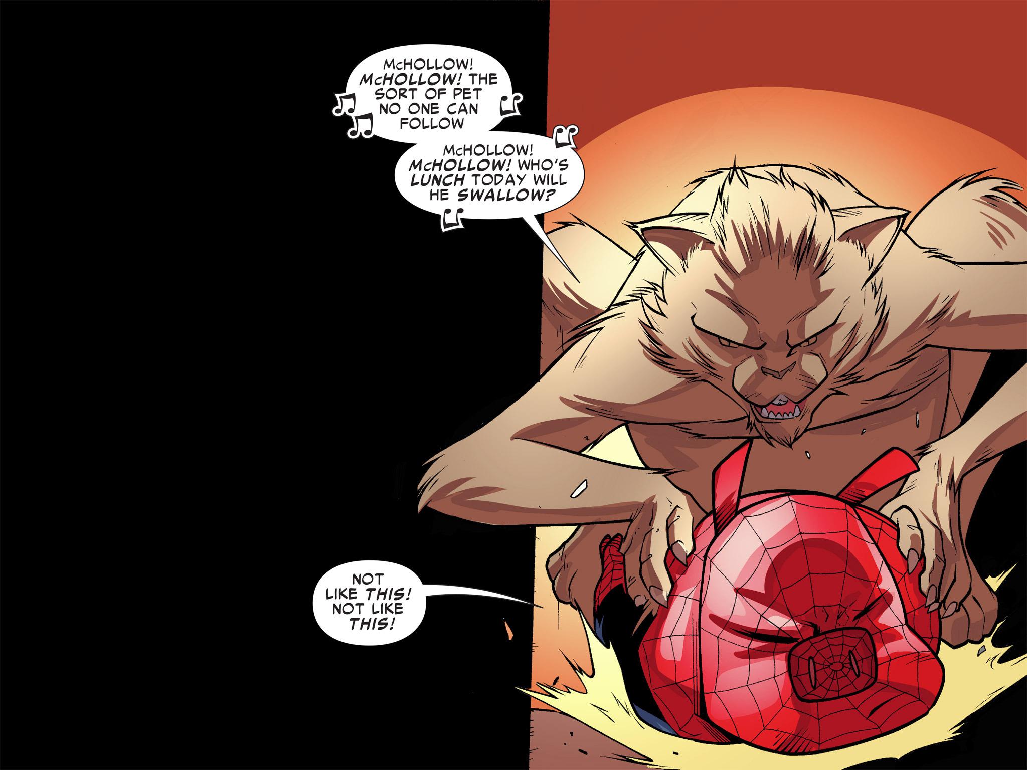 Read online Ultimate Spider-Man (Infinite Comics) (2016) comic -  Issue #10 - 21