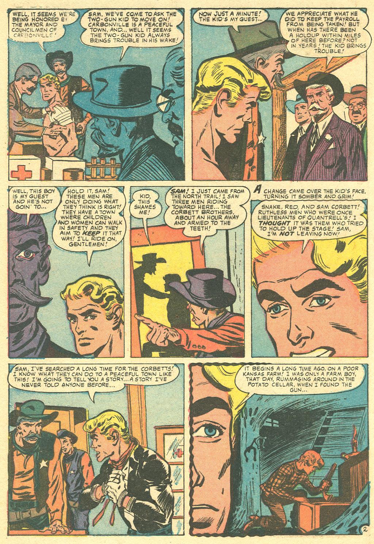Read online Two-Gun Kid comic -  Issue #36 - 4