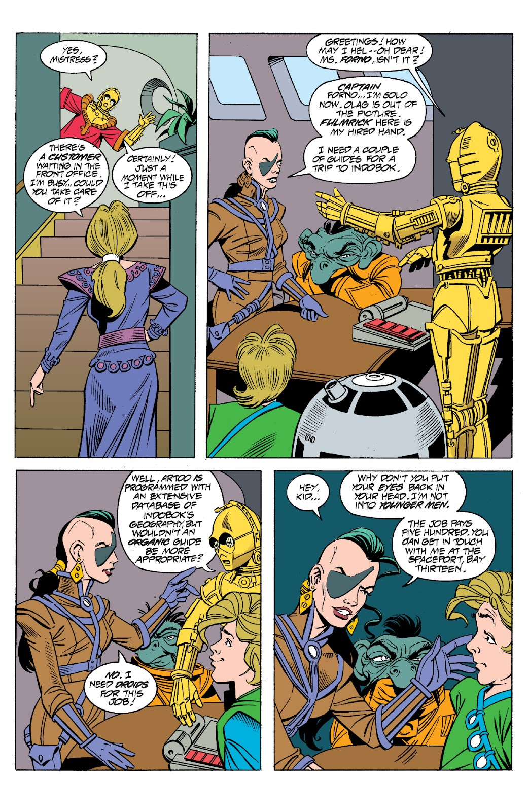 Read online Star Wars Legends Epic Collection: The Empire comic -  Issue # TPB 5 (Part 2) - 9