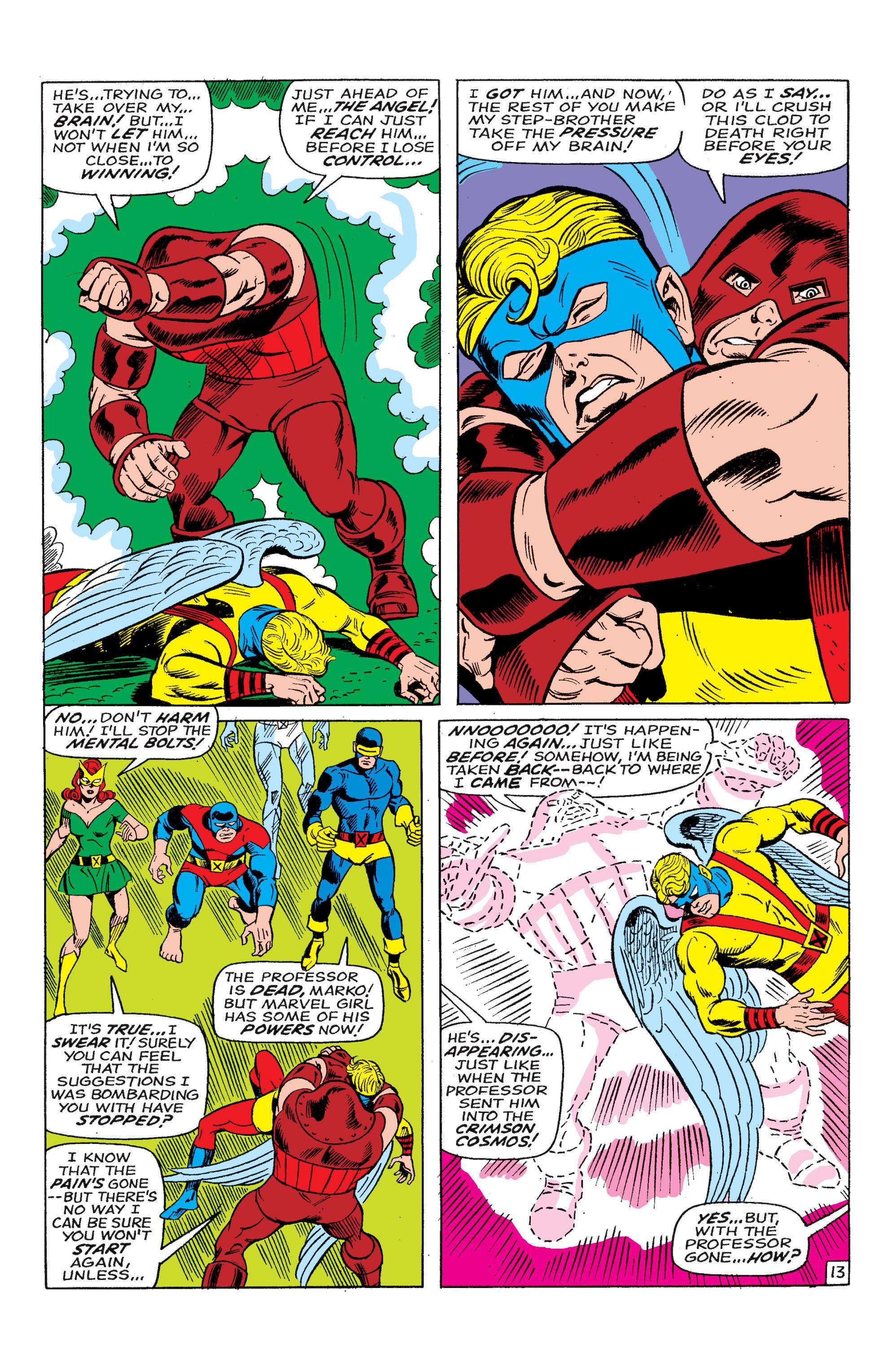 Read online Uncanny X-Men (1963) comic -  Issue #46 - 14