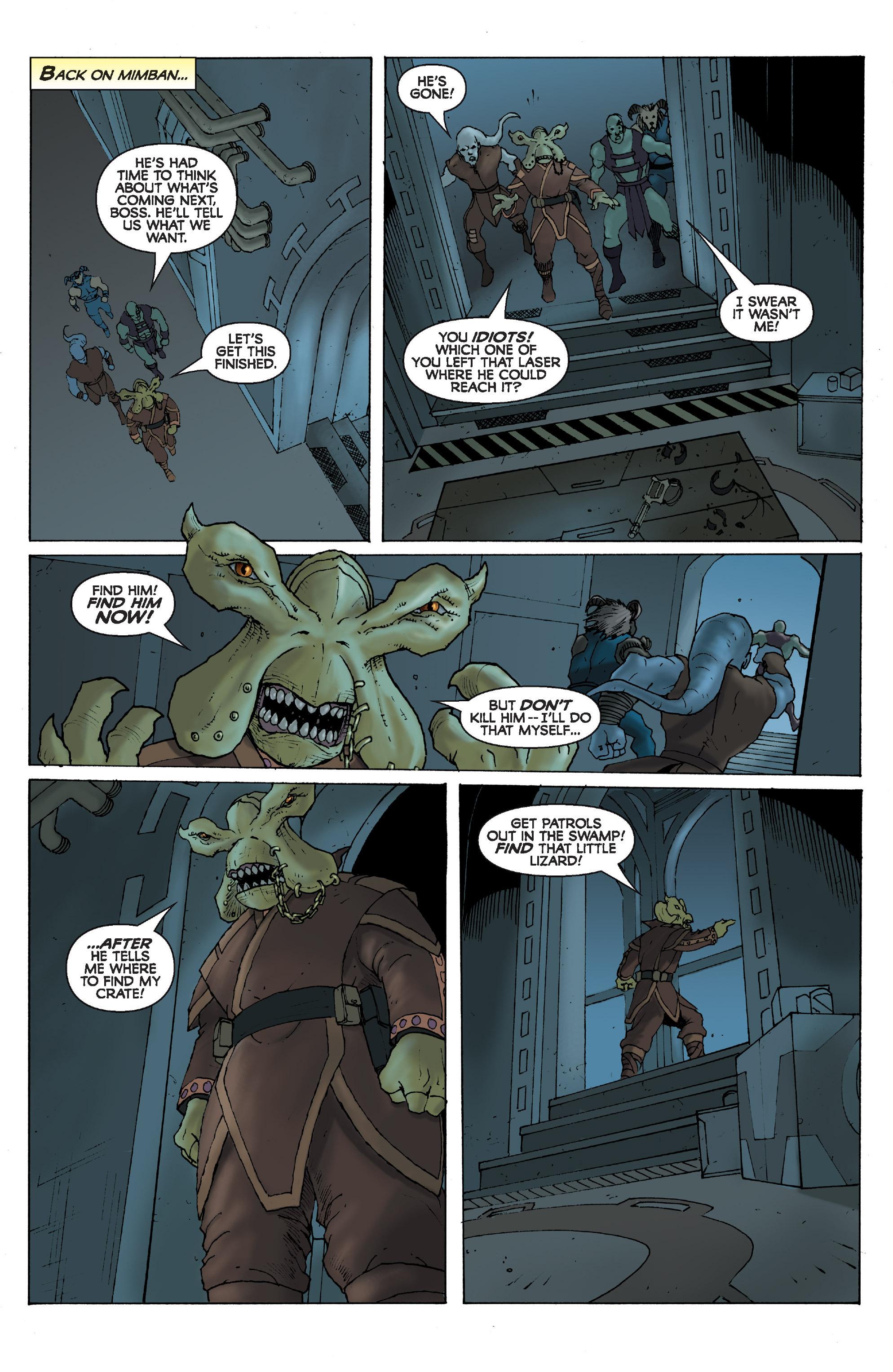 Read online Star Wars Omnibus comic -  Issue # Vol. 31 - 246