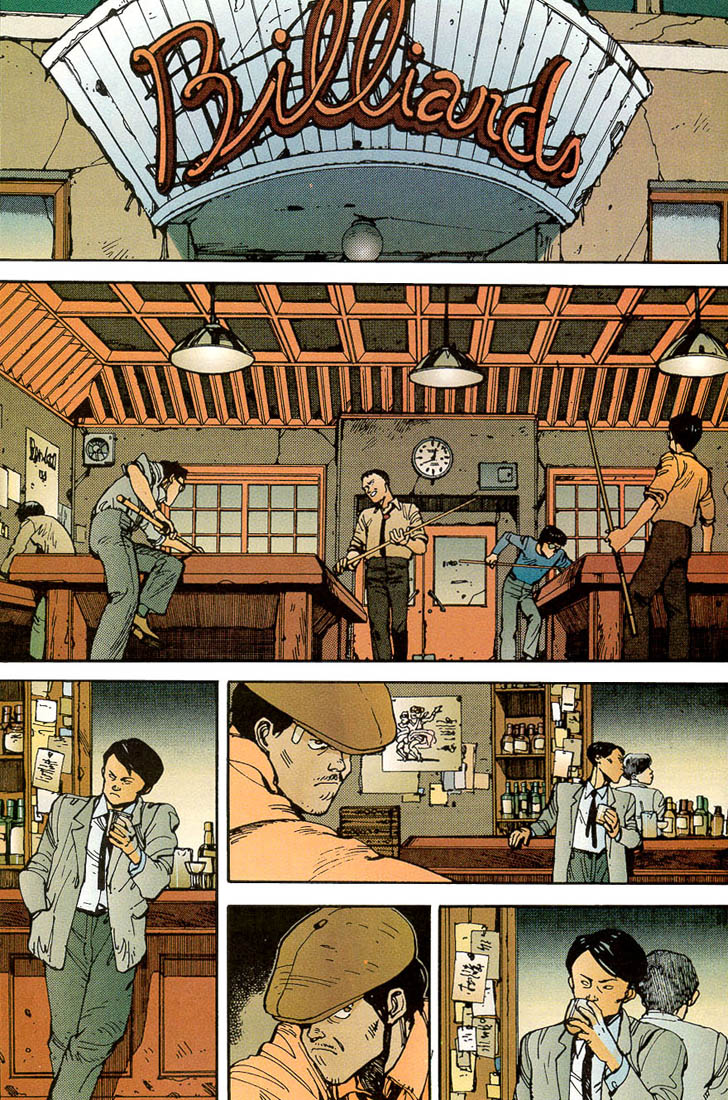 Read online Akira comic -  Issue #3 - 50