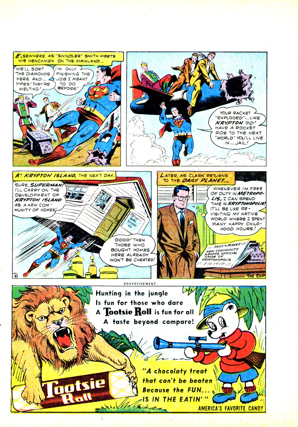 Read online Action Comics (1938) comic -  Issue #246 - 15