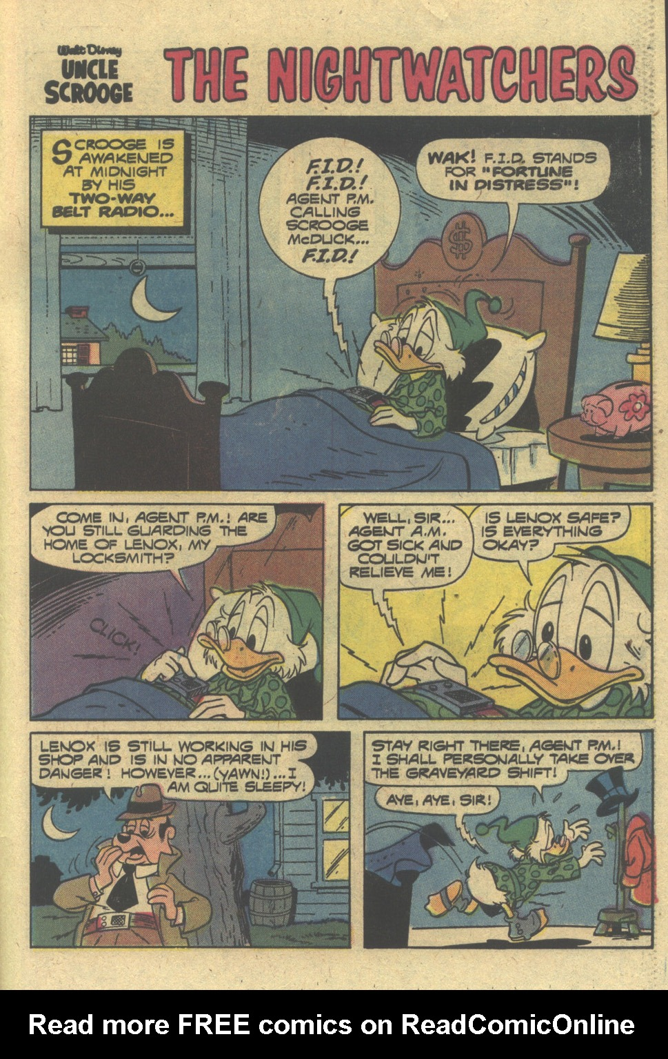 Read online Uncle Scrooge (1953) comic -  Issue #146 - 31