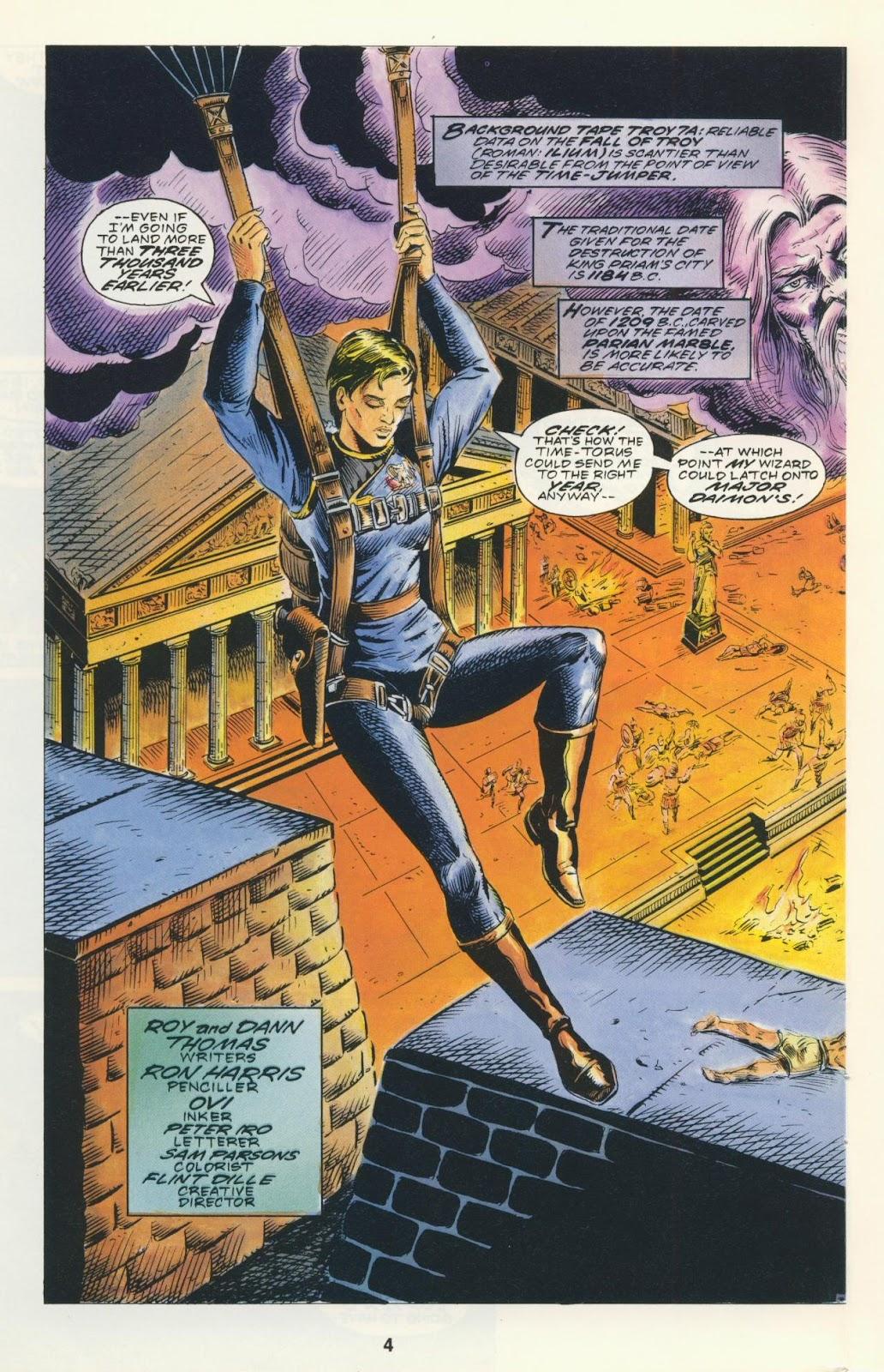 Warhawks issue 4 - Page 6