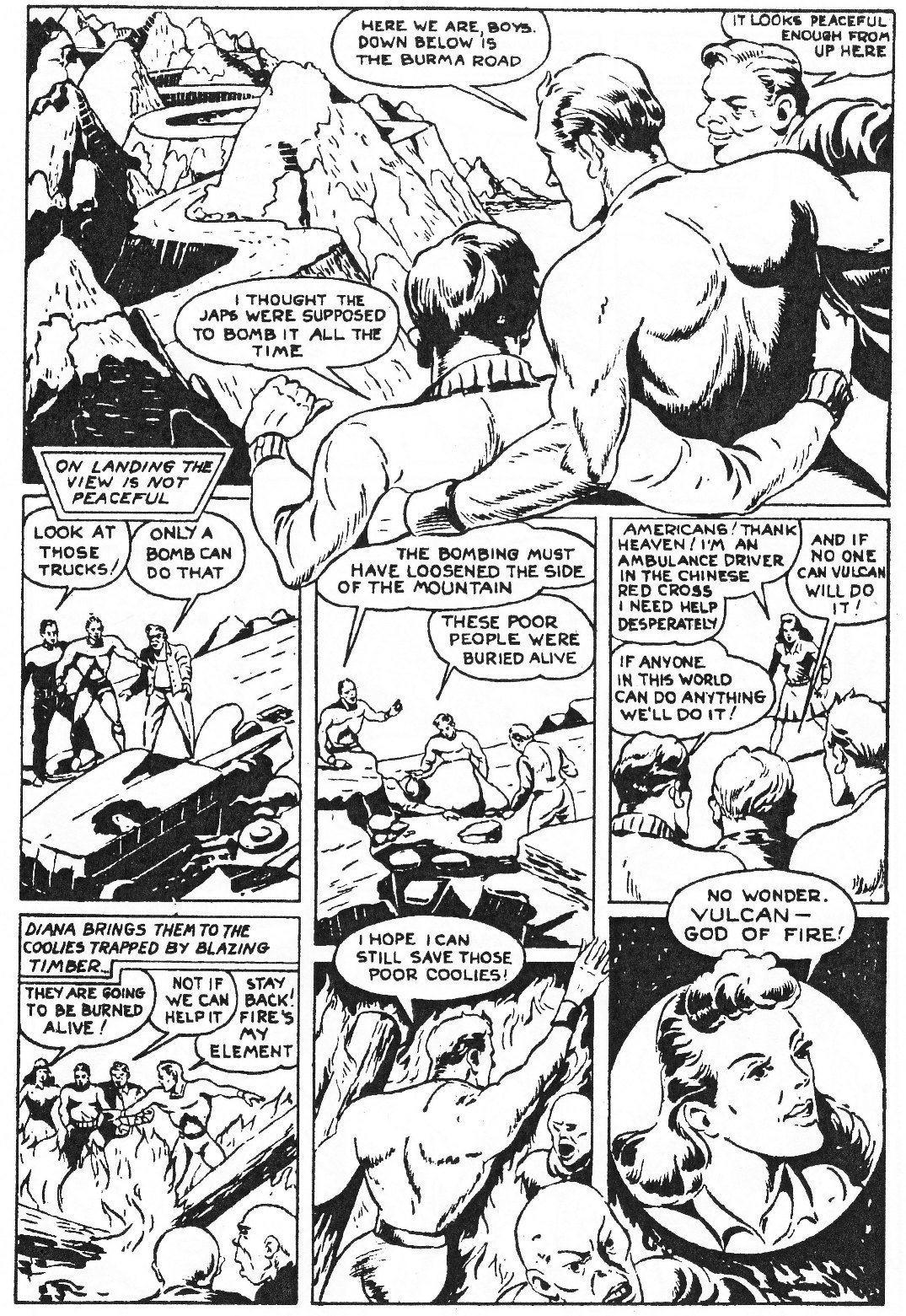 Read online Men of Mystery Comics comic -  Issue #81 - 89
