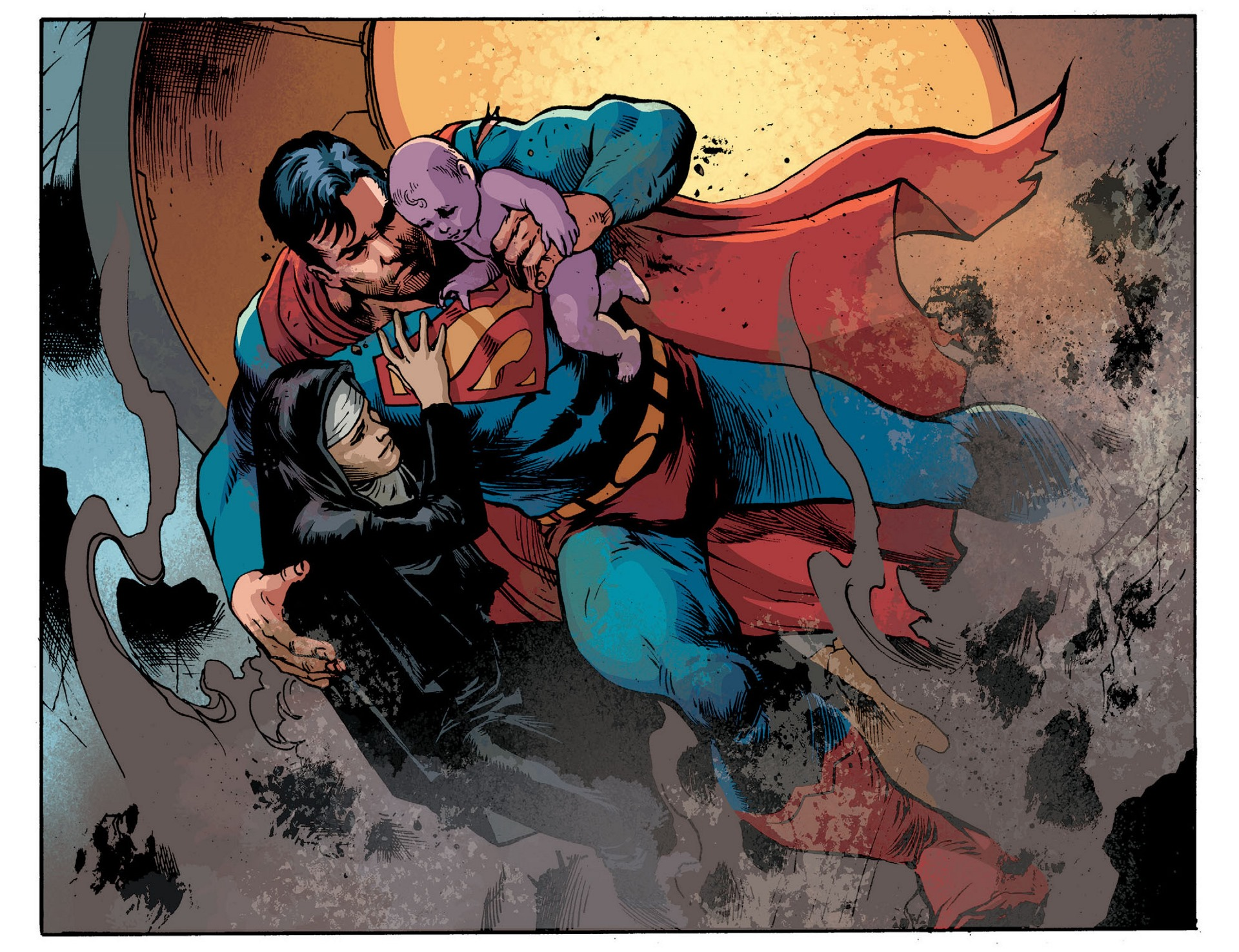 Read online Adventures of Superman [I] comic -  Issue #14 - 20