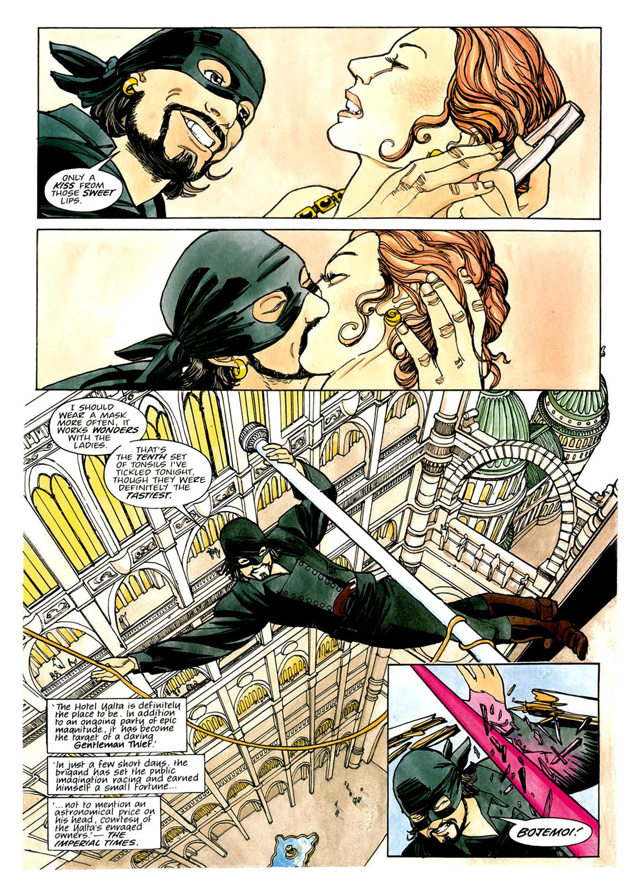 Read online Nikolai Dante comic -  Issue # TPB 1 - 108