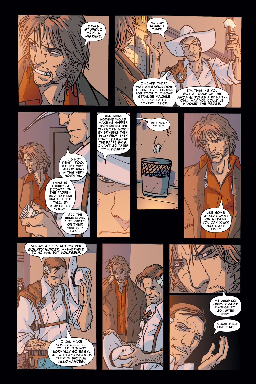 Read online Amazing Fantasy (2004) comic -  Issue #14 - 21