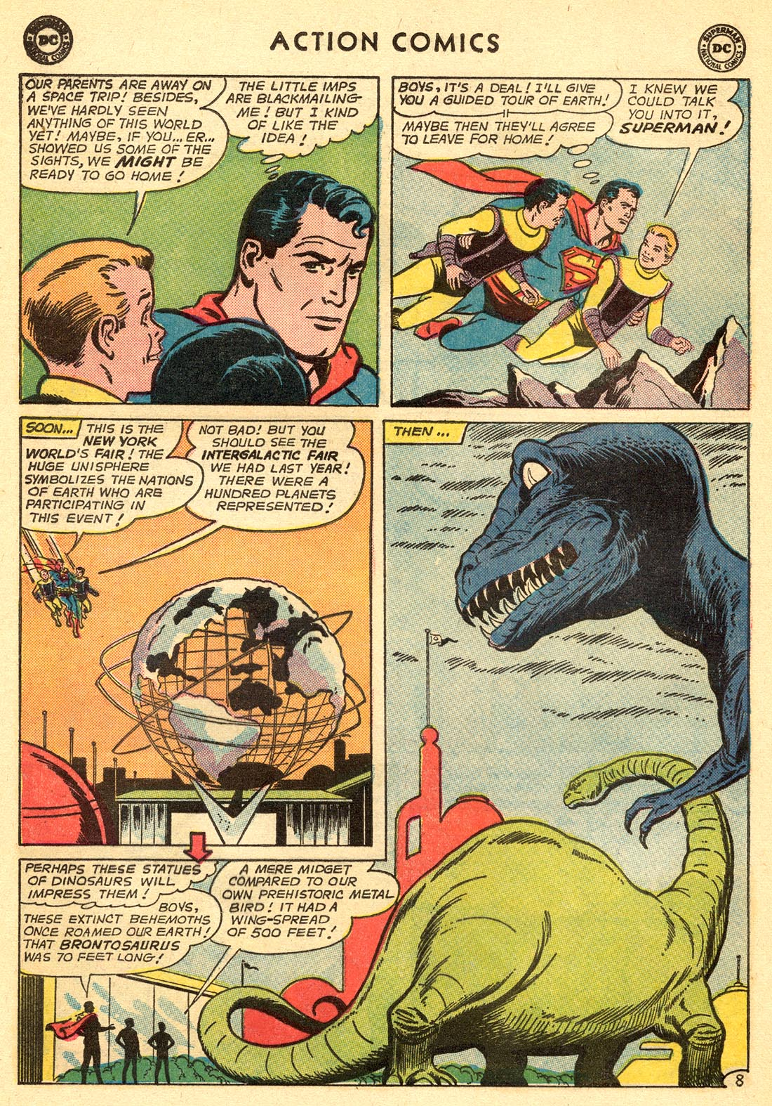 Read online Action Comics (1938) comic -  Issue #315 - 12