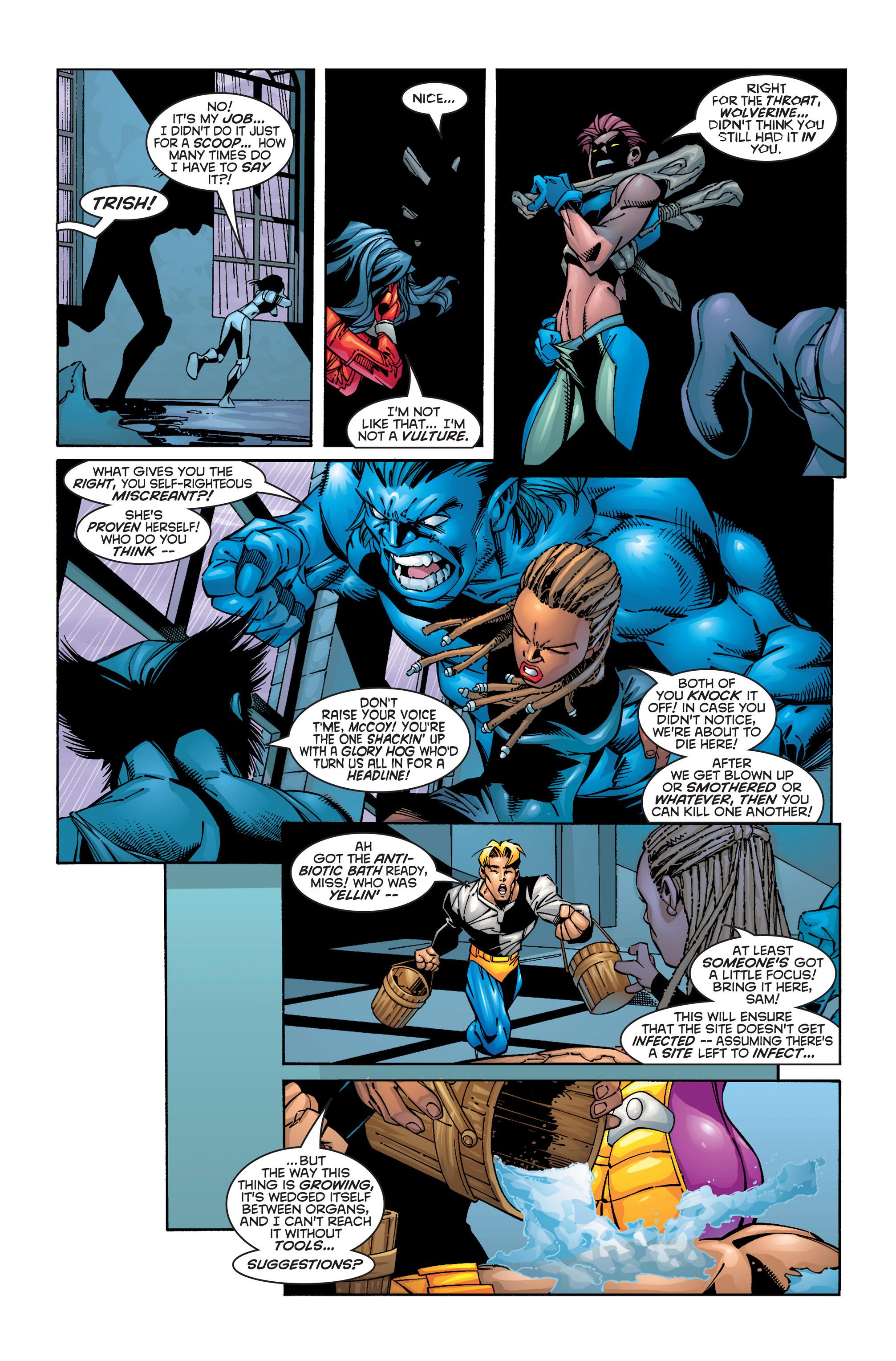 X-Men (1991) 70 Page 32