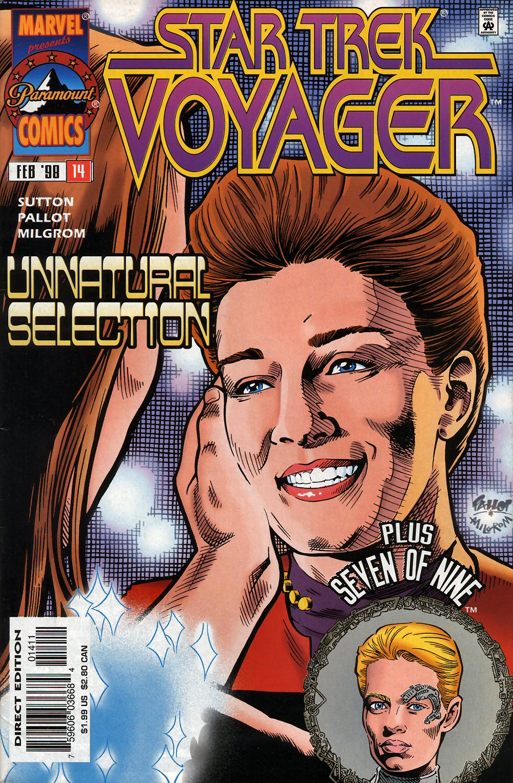 Star Trek: Voyager issue 14 - Page 1