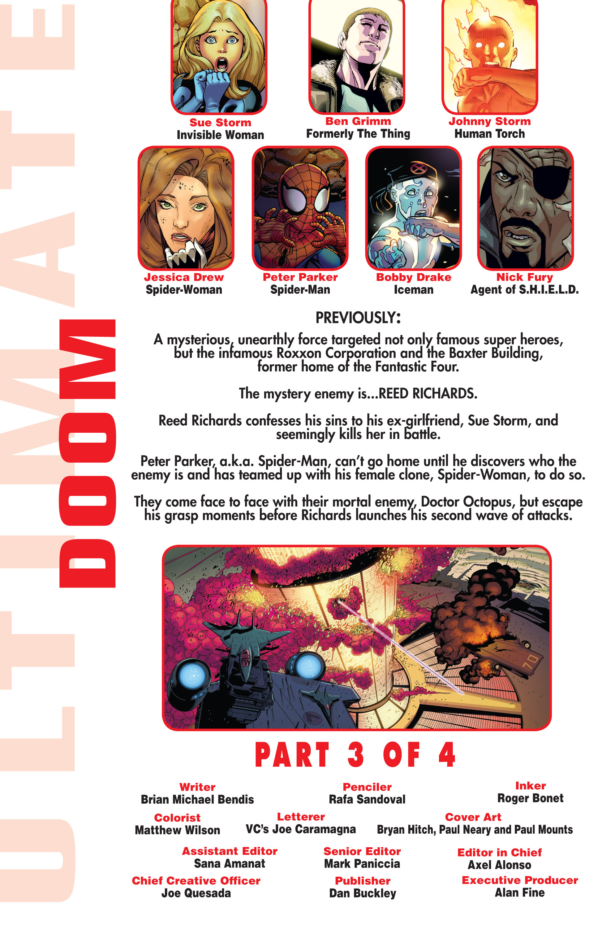 Read online Ultimate Comics Doomsday comic -  Issue # Full - 207