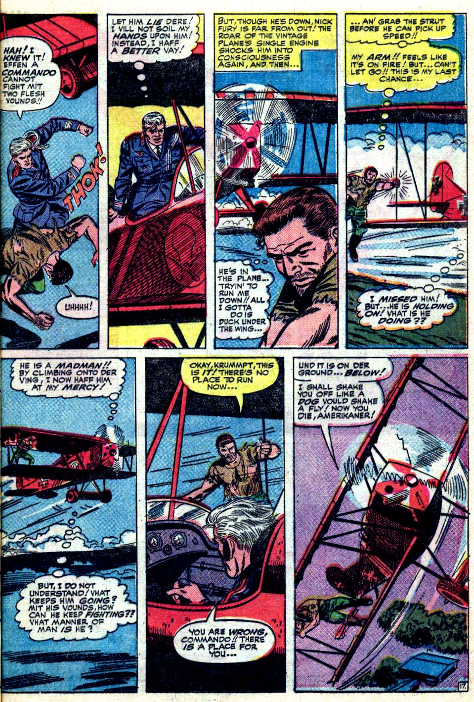 Read online Sgt. Fury comic -  Issue #19 - 25